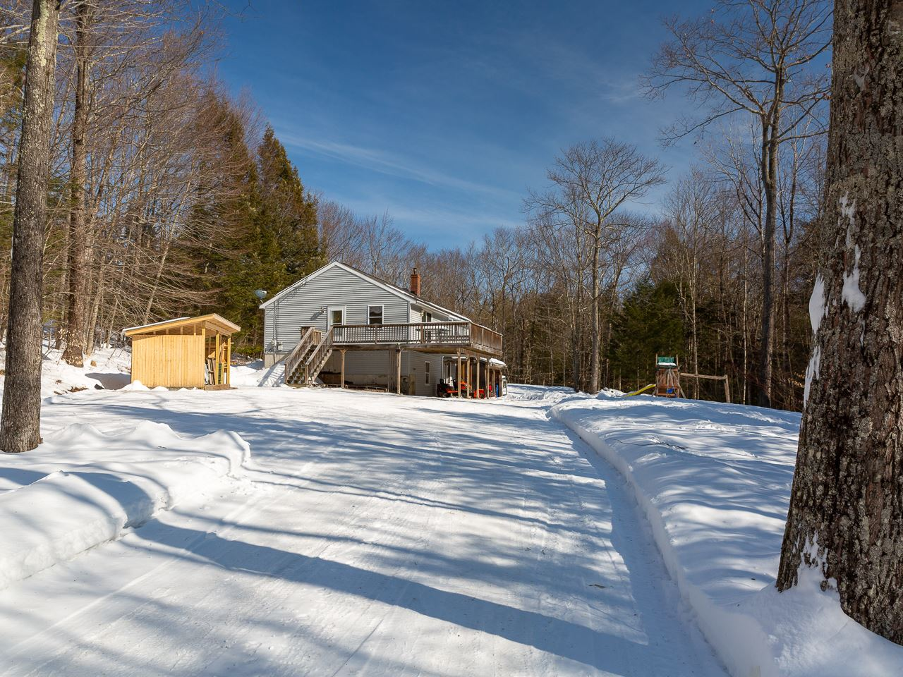 VILLAGE OF GILMANTON IRON WORKS IN TOWN OF GILMANTON NH  Home for sale $249,900