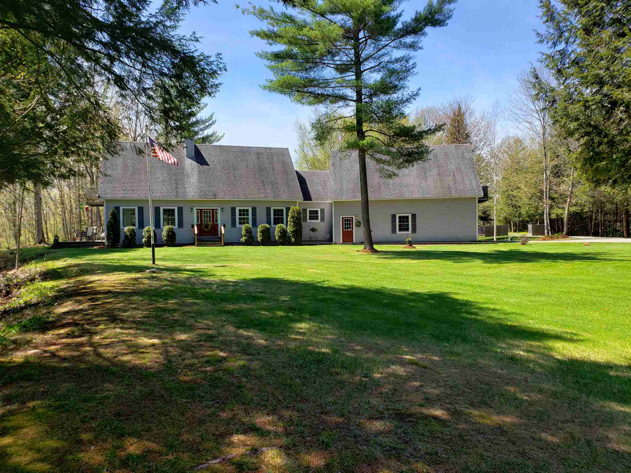Newbury VT Horse Farm | Property