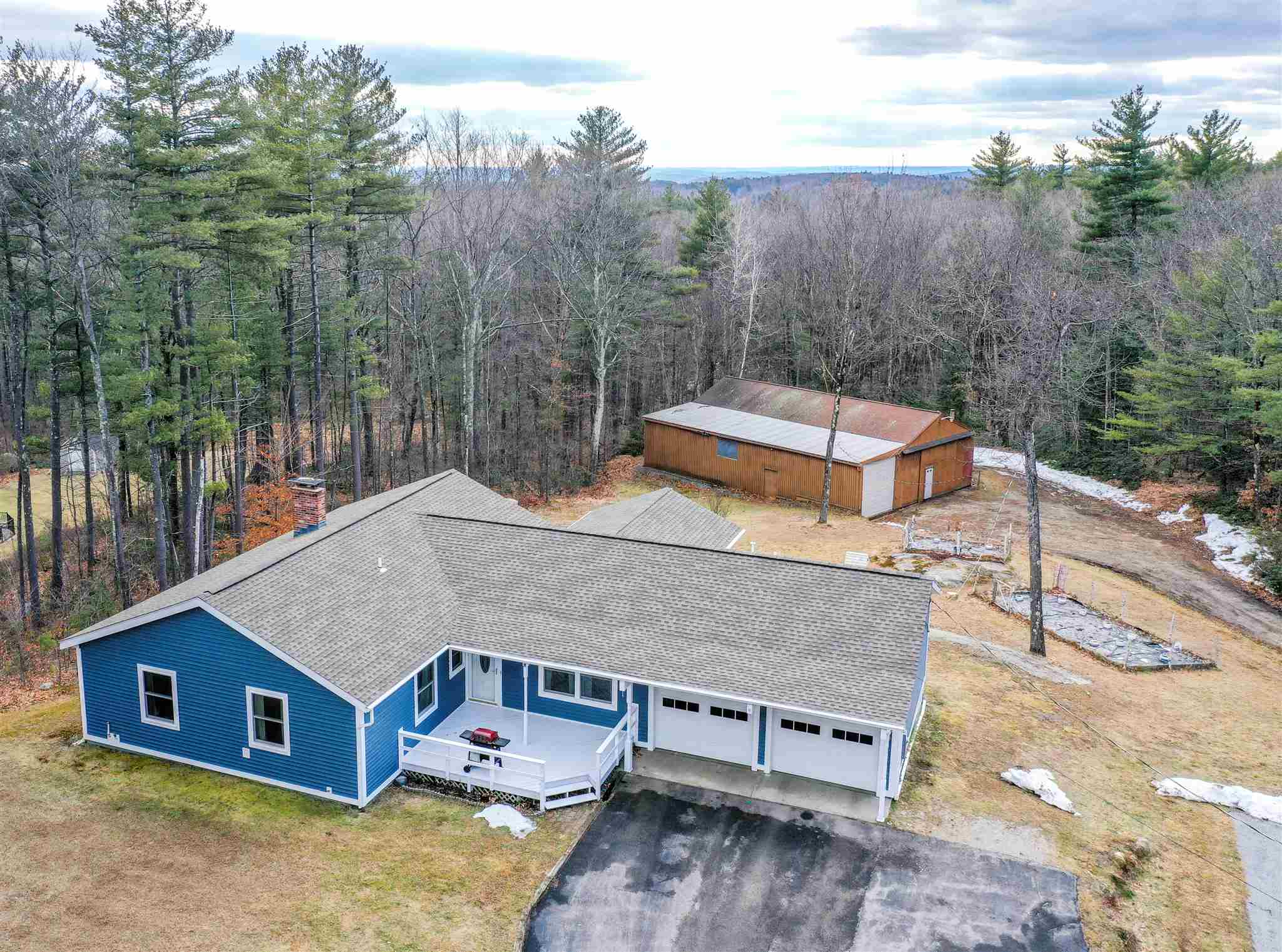 Photo of 762 Back Mountain Road Goffstown NH 03054