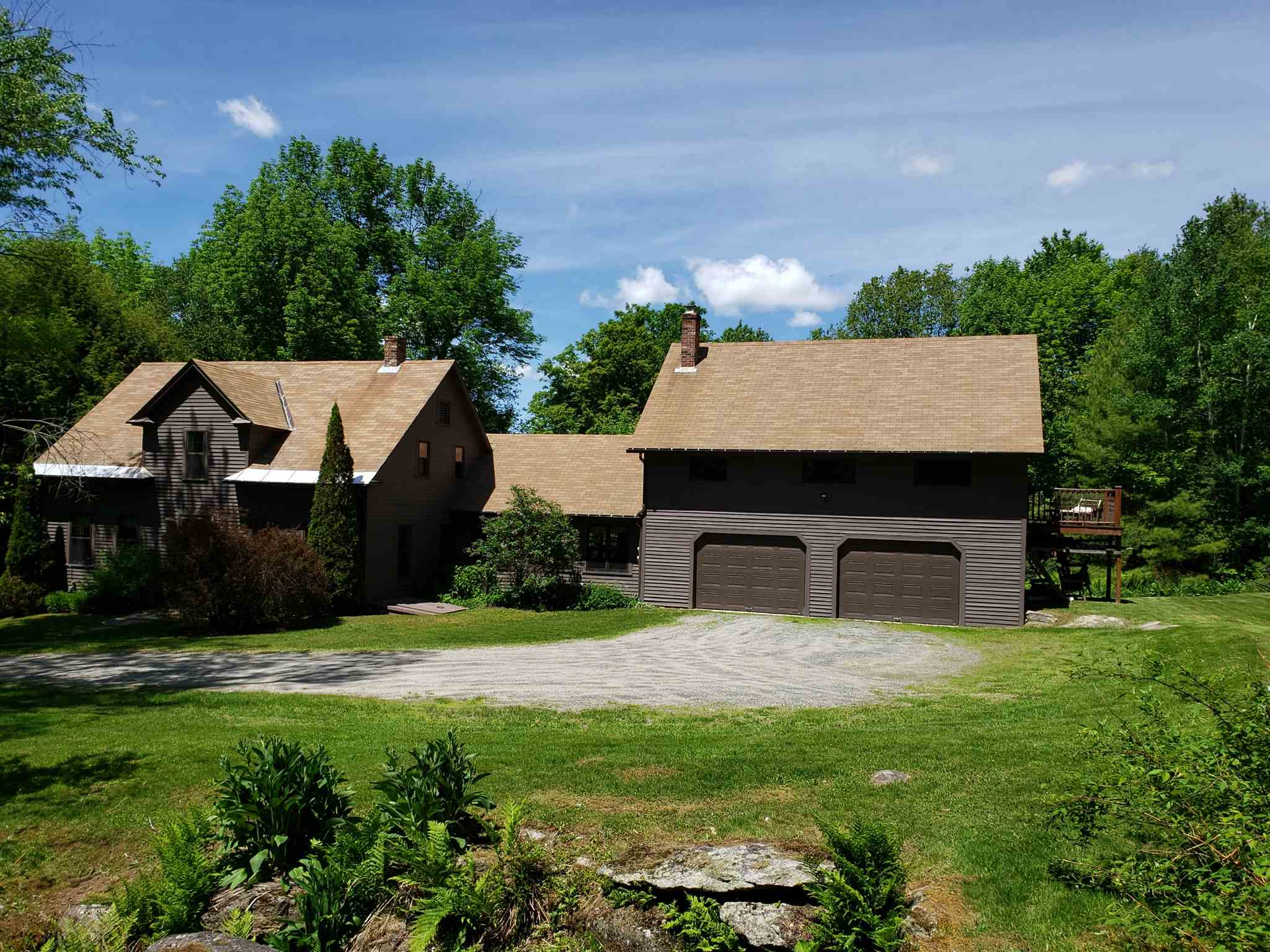 Homes in Springfield NH