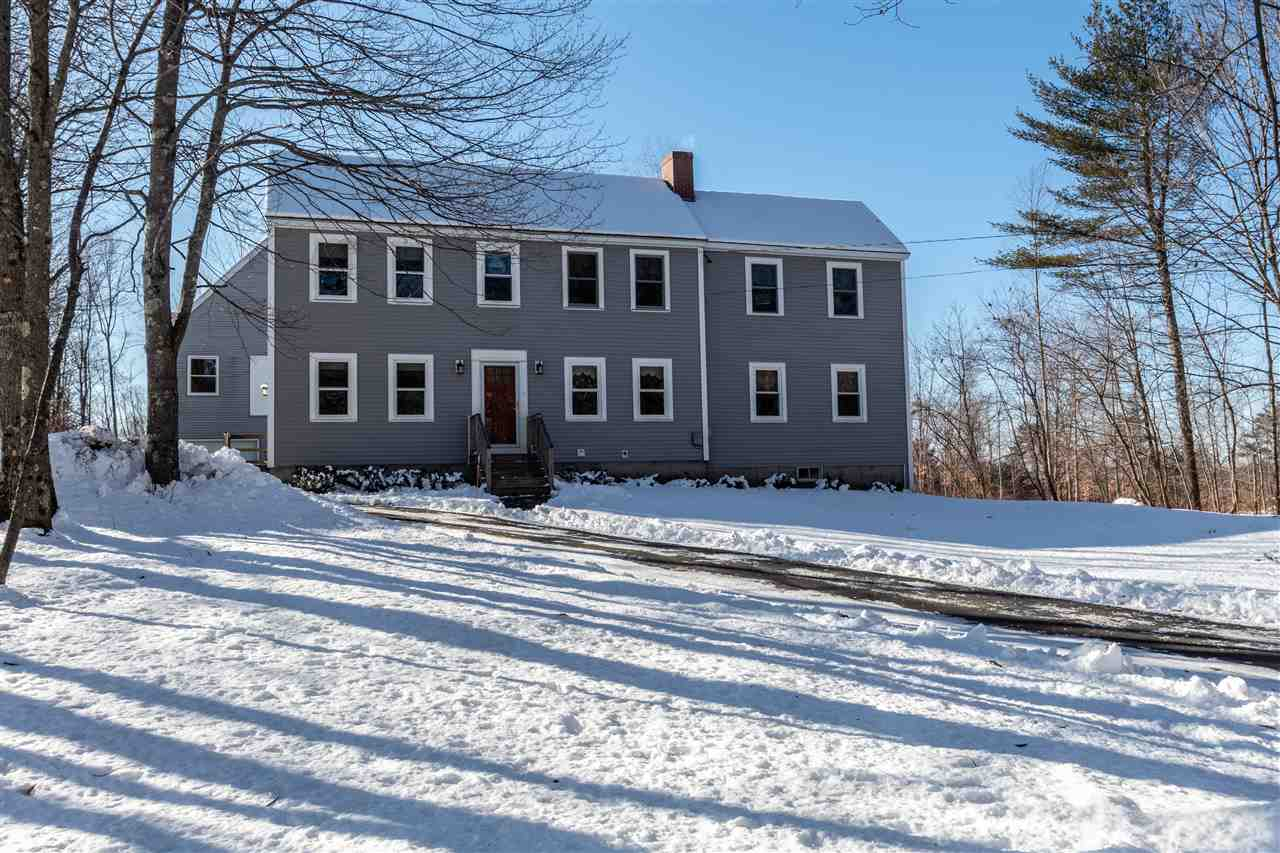 NEW DURHAM NH  Home for sale $369,000