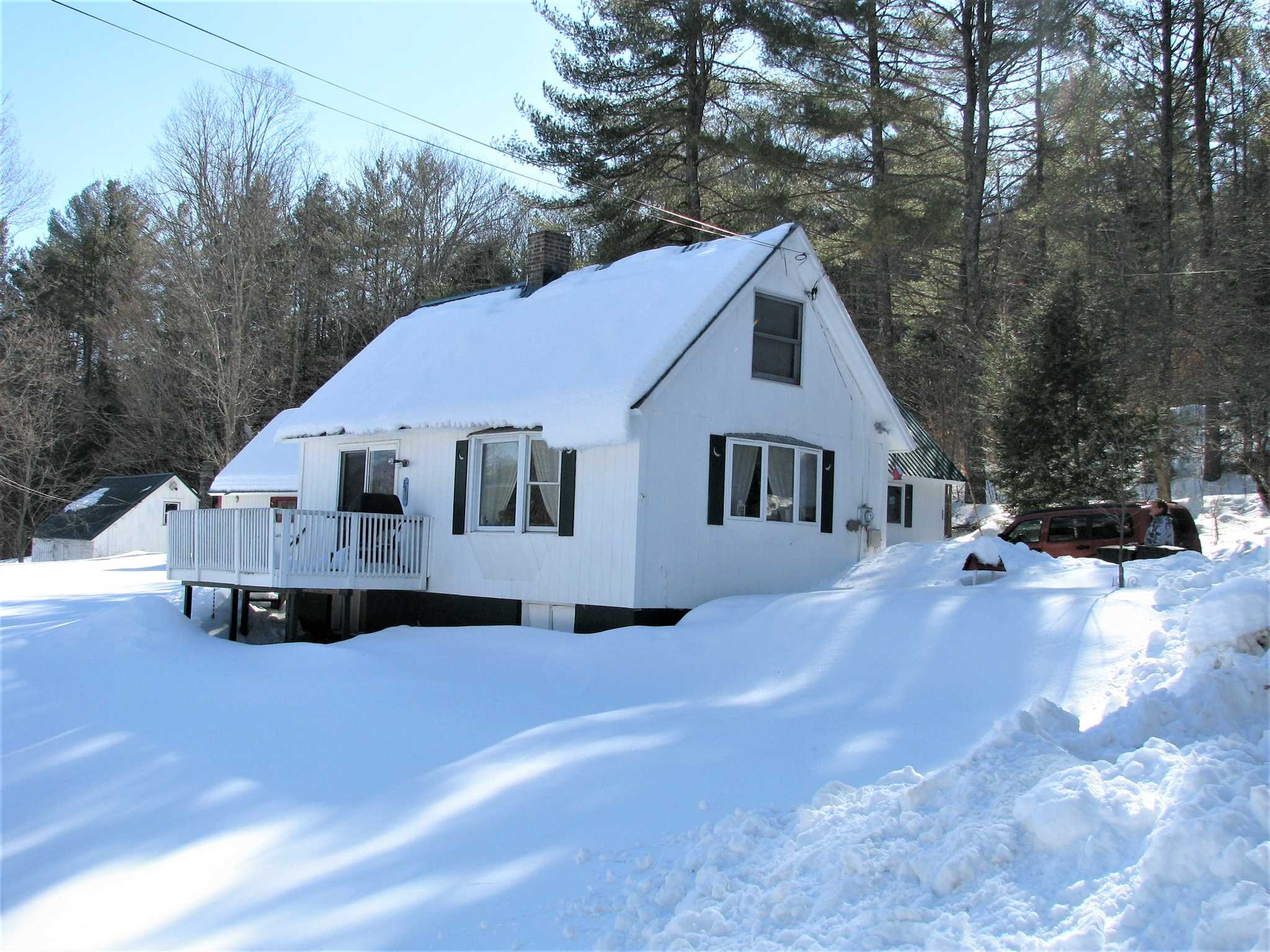 HEBRON NH  Home for sale $159,999
