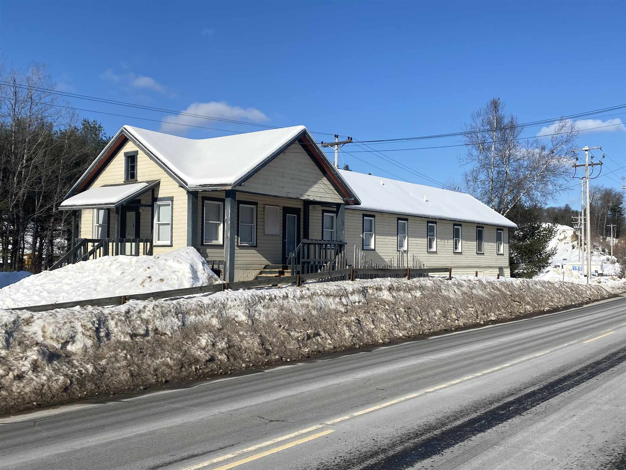 MLS 4796417: 189 US Route 3 Highway, Bridgewater NH