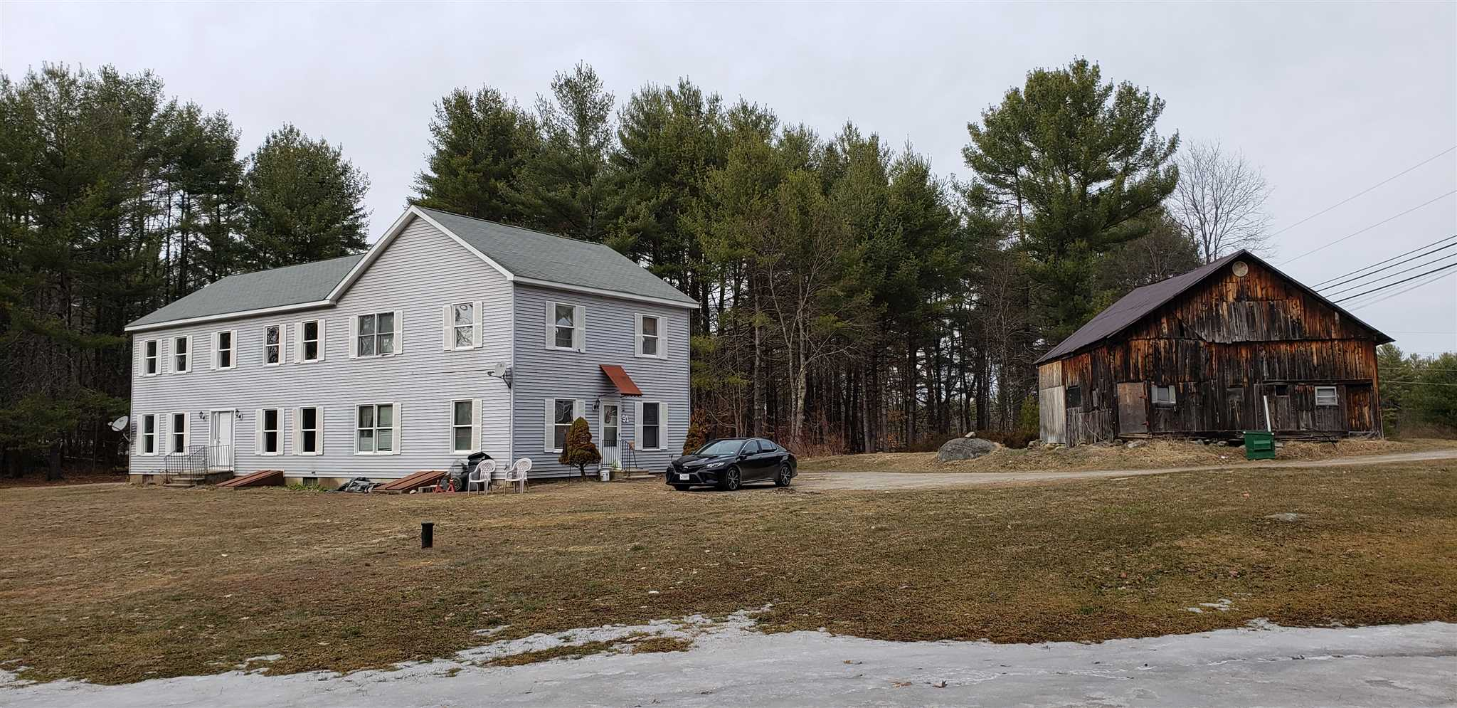 Photo of 93 Old Richmond Road Swanzey NH 03446