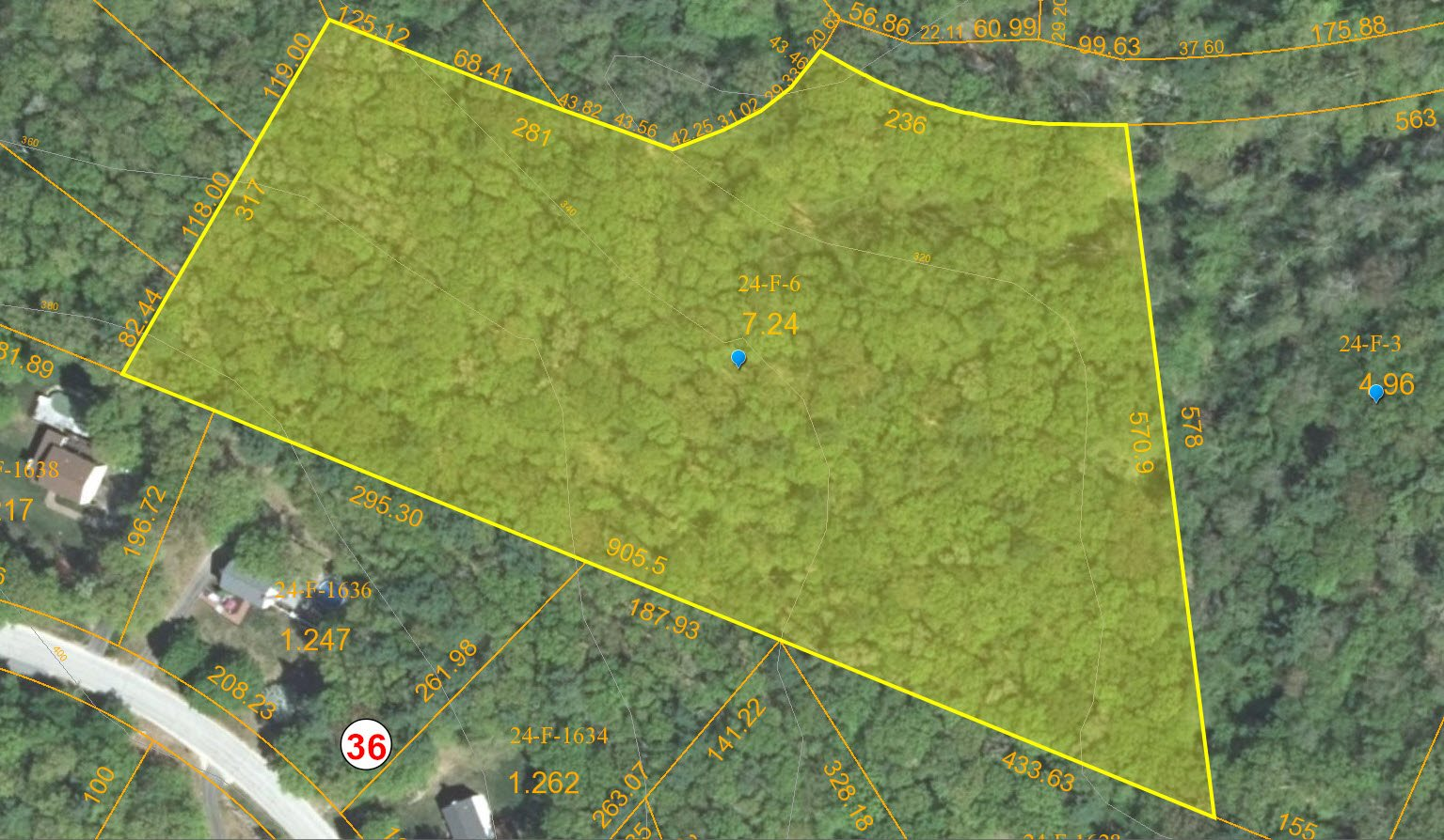 MLS 4796926: Lot 6 Johnny Hill Road, Windham NH