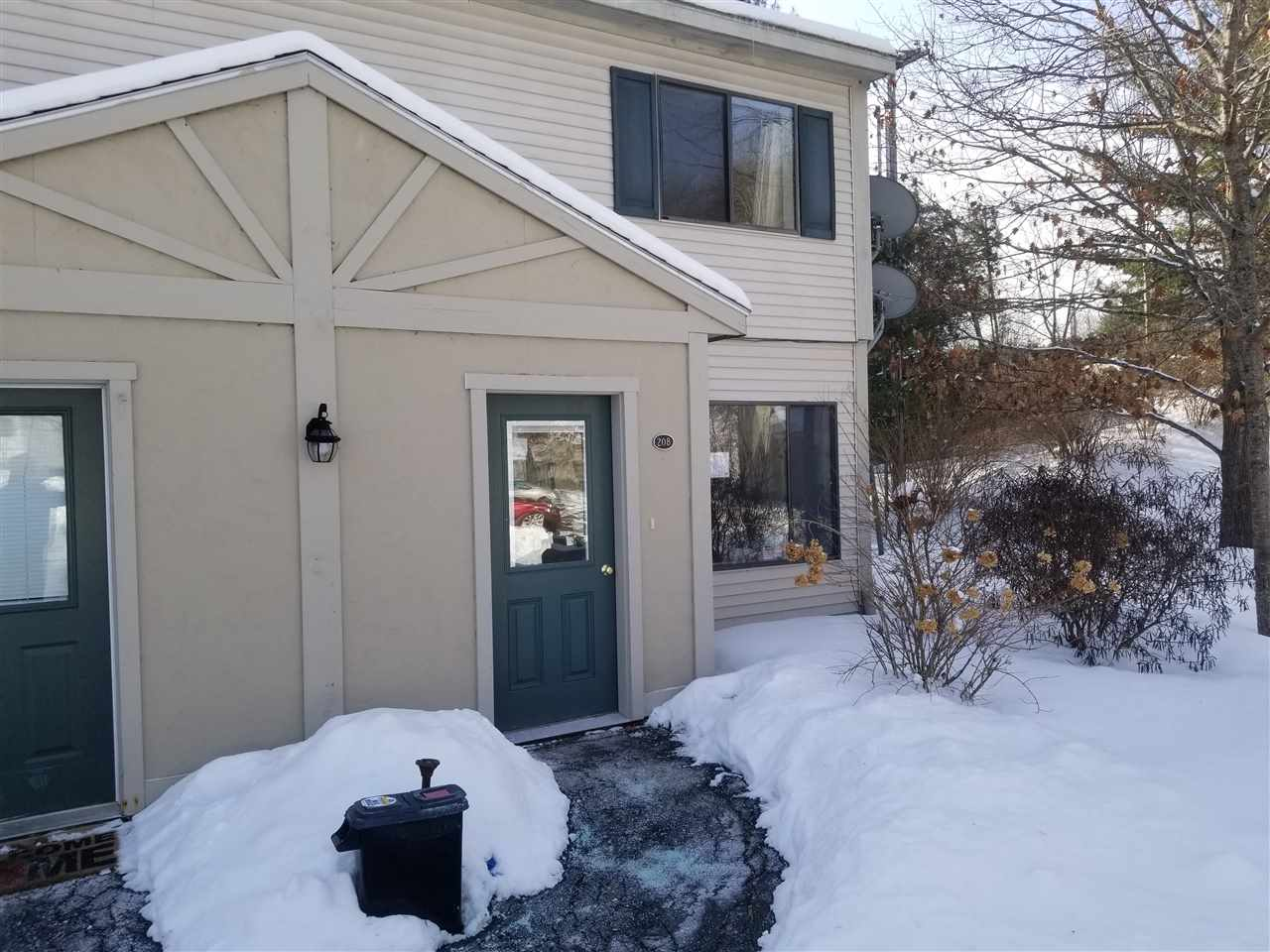 Village of Wilder in Town of Hartford VT  05001 Condo for sale $List Price is $139,000