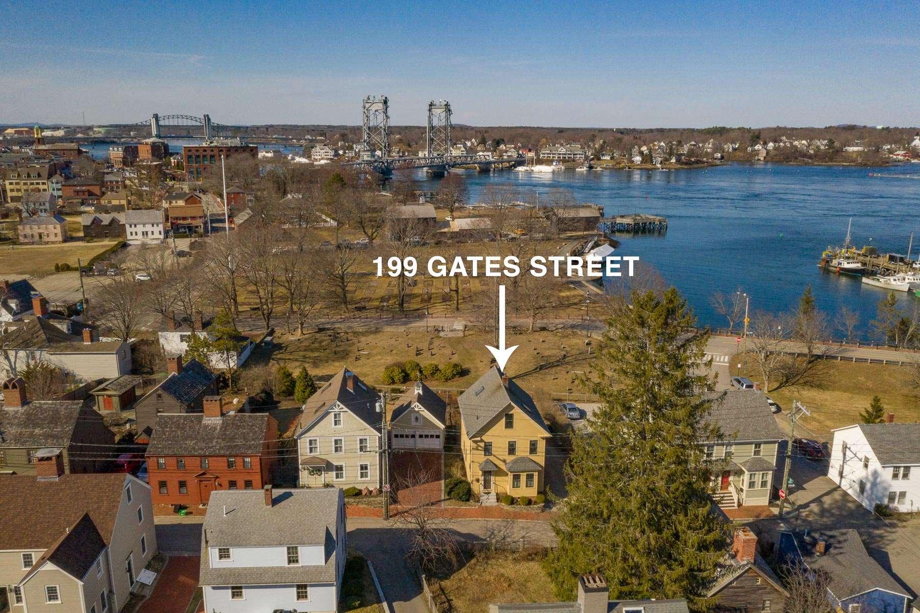 Photo of 199 Gates Street Portsmouth NH 03801
