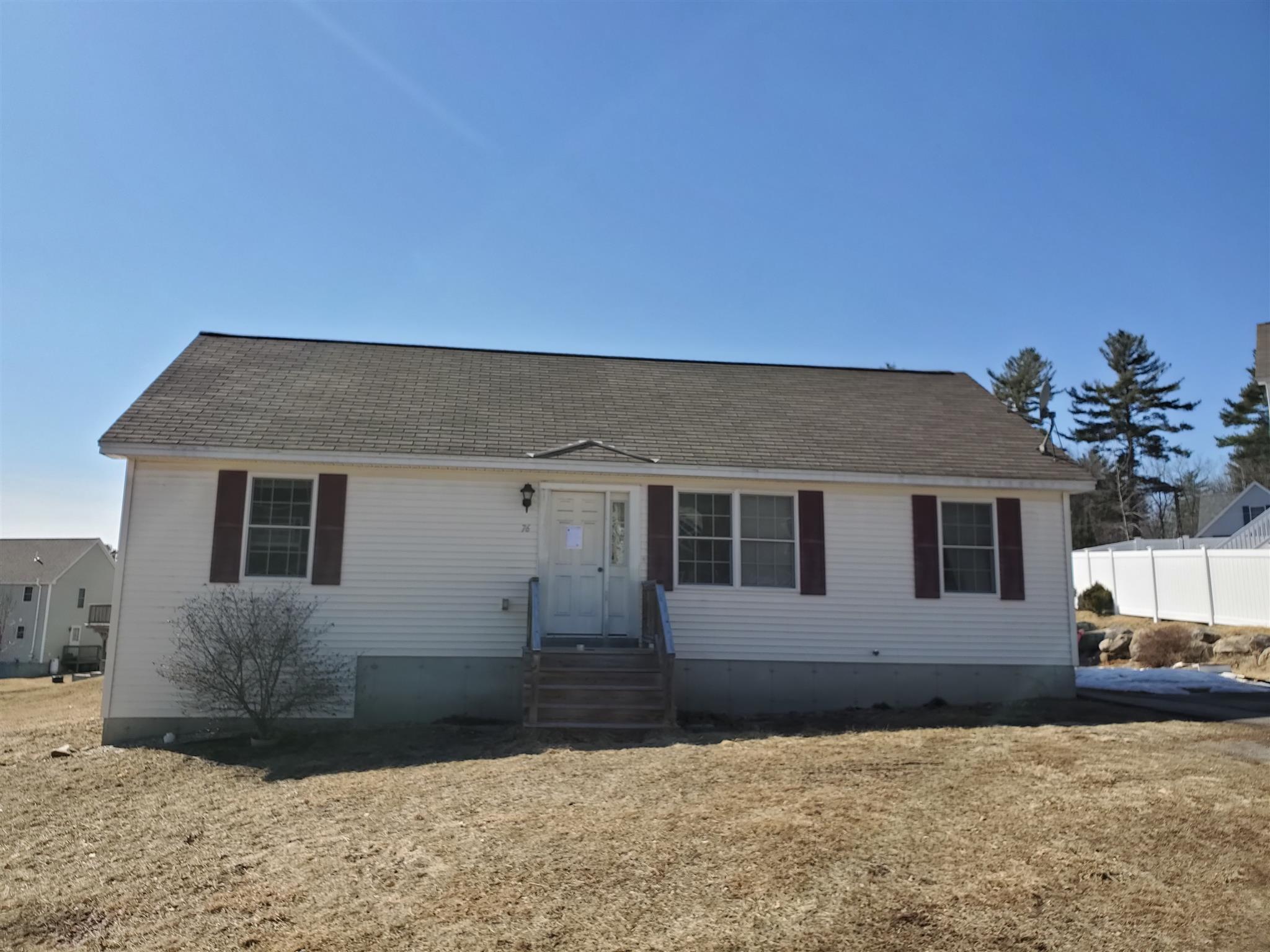 FARMINGTON NHHome for sale $$162,500 | $0 per sq.ft.