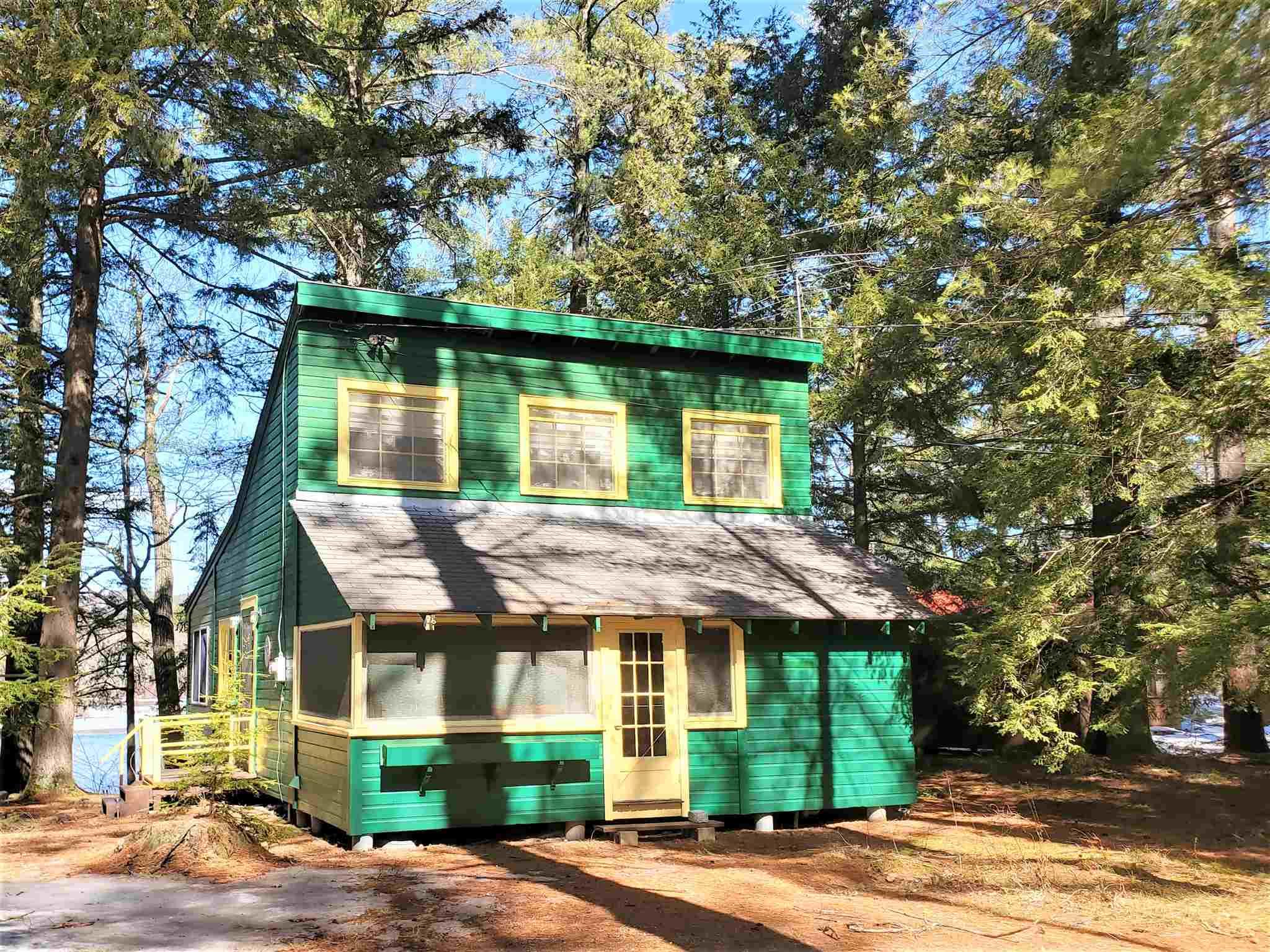 EFFINGHAM NH Home for sale $175,000