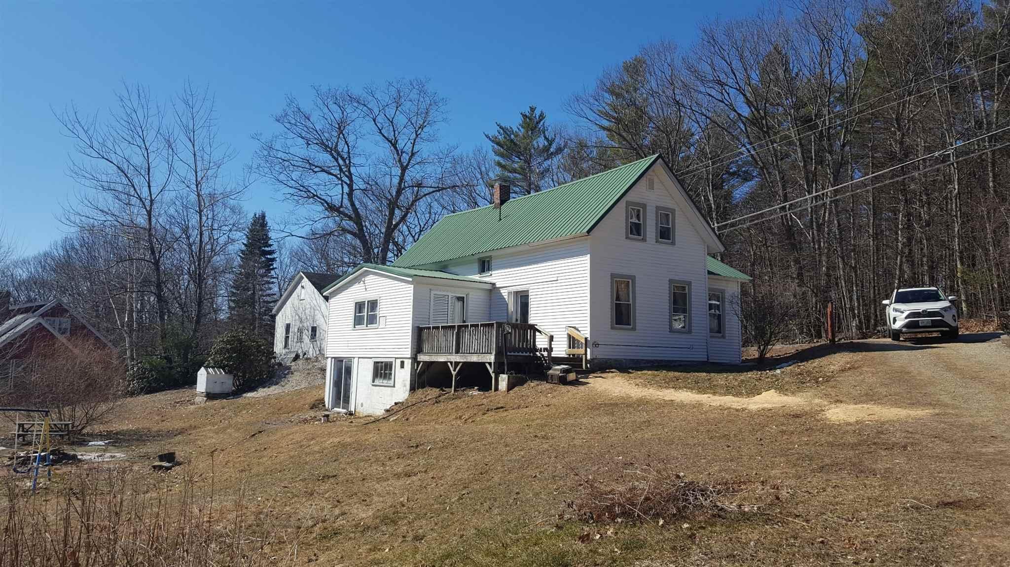 GILMANTON NH Home for sale $265,000