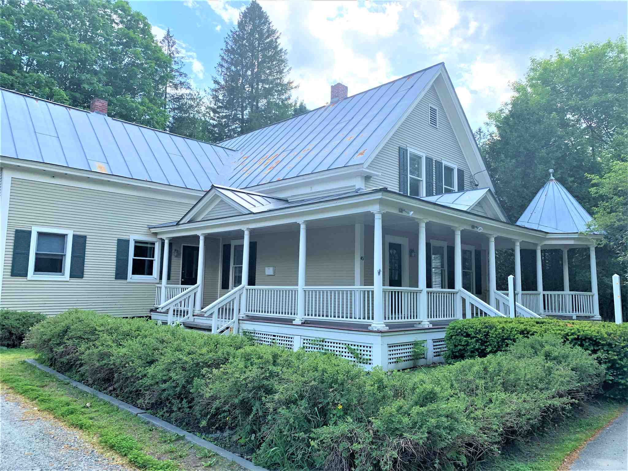 Woodstock VT Home for sale $List Price is $669,000