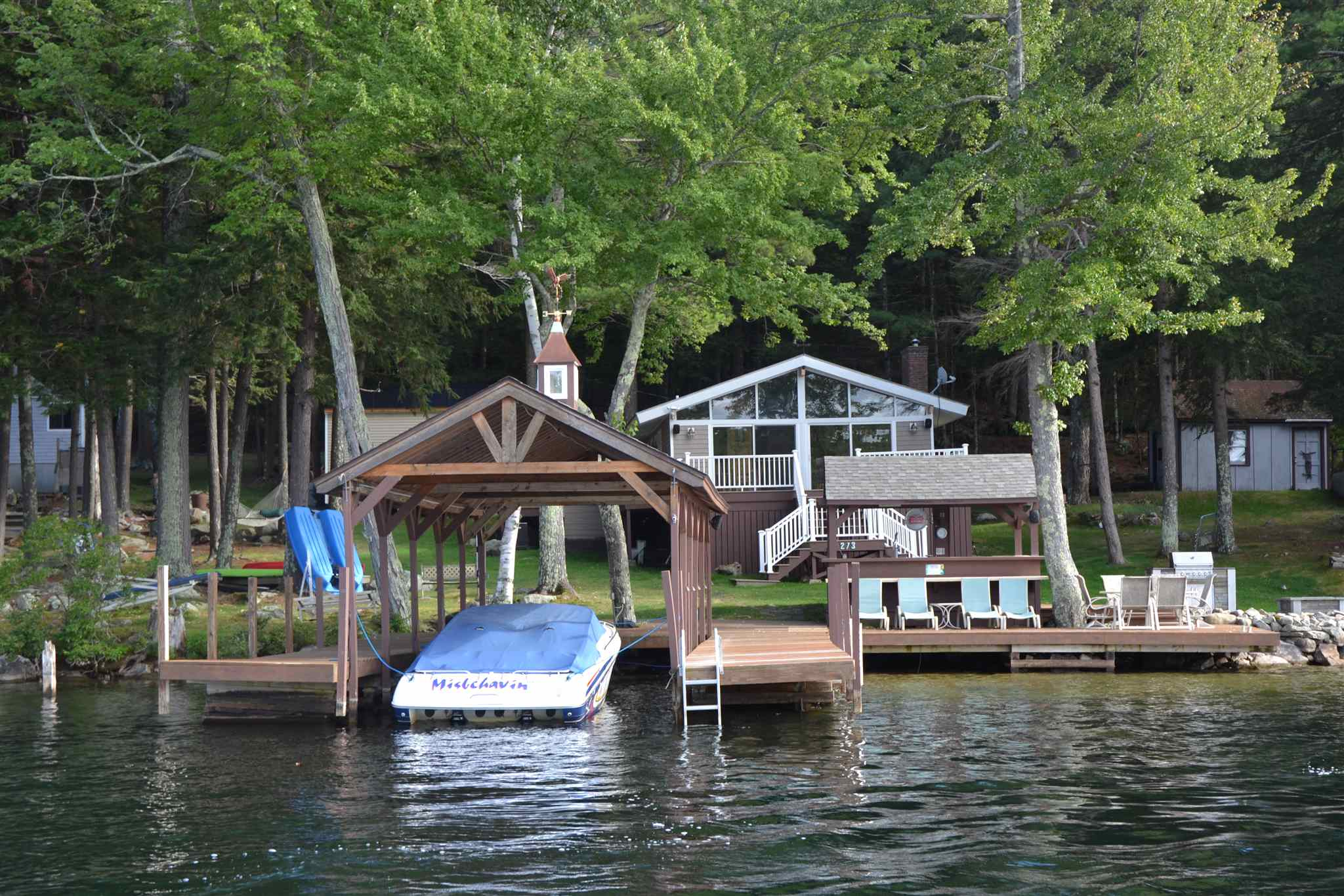 TUFTONBORO NH Home for sale $540,000