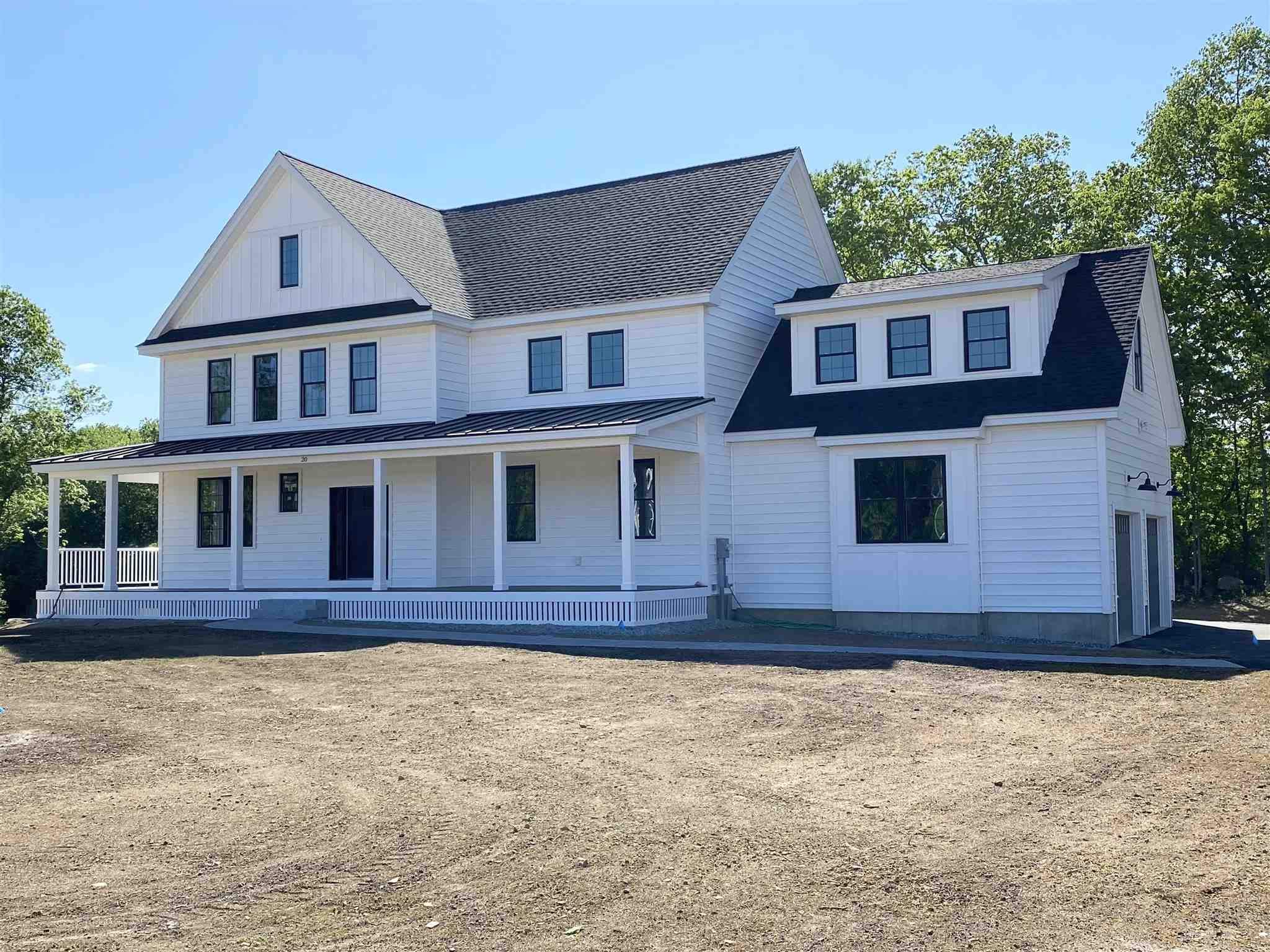 MLS 4798691: Lot 20 Treat Farm Road, Stratham NH