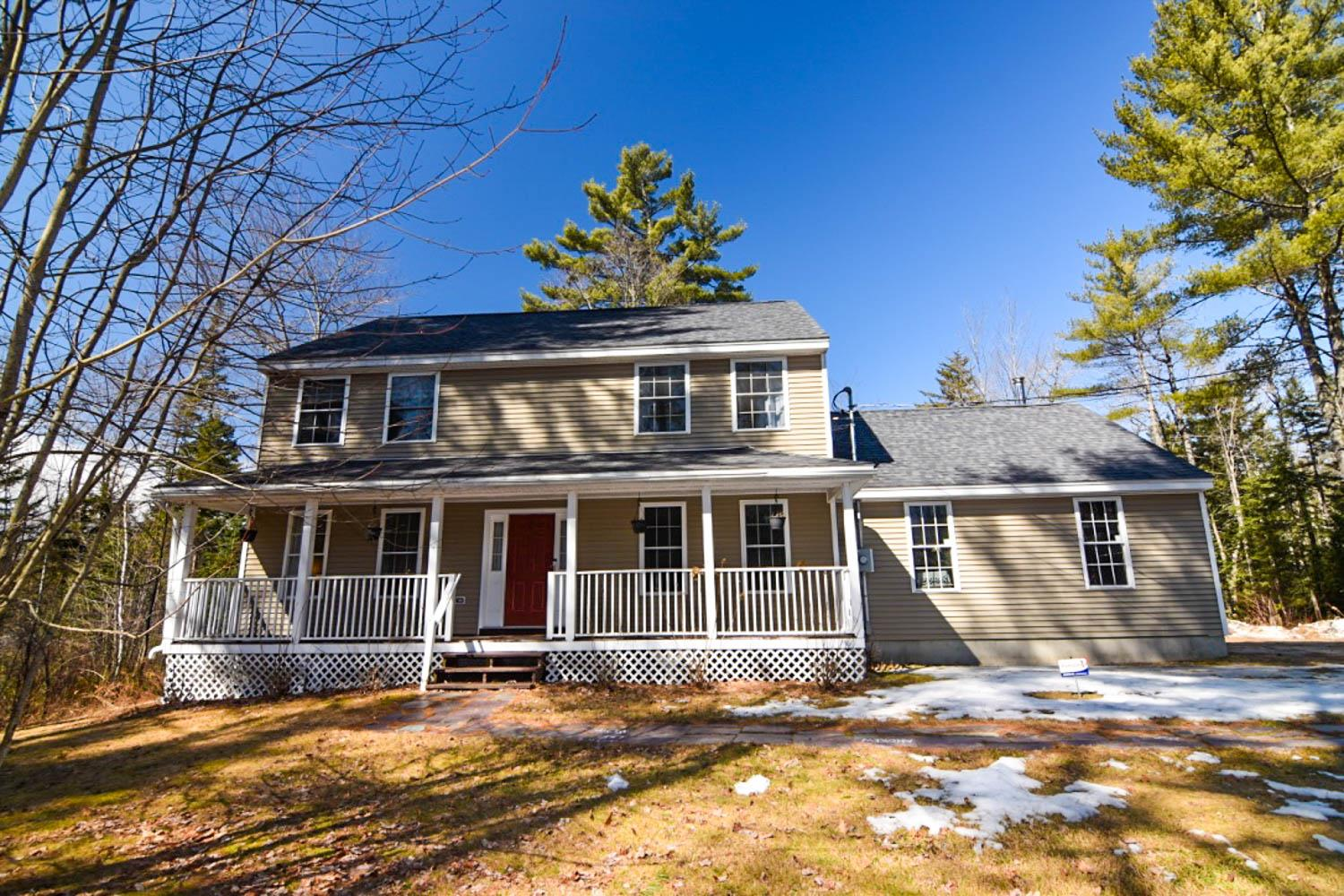 SPRINGFIELD NHHome for sale $$309,000 | $165 per sq.ft.