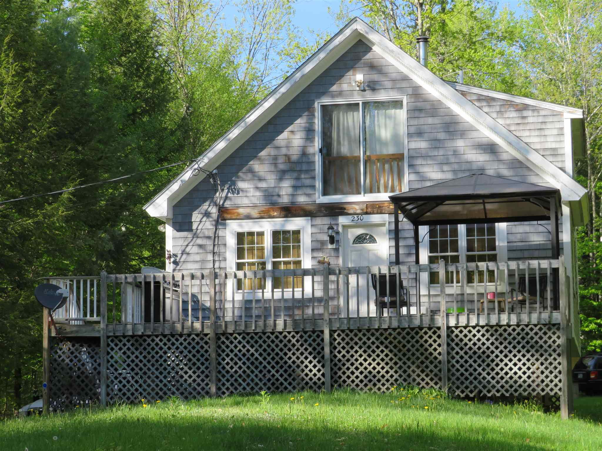 BRIDGEWATER NH Home for sale $339,900