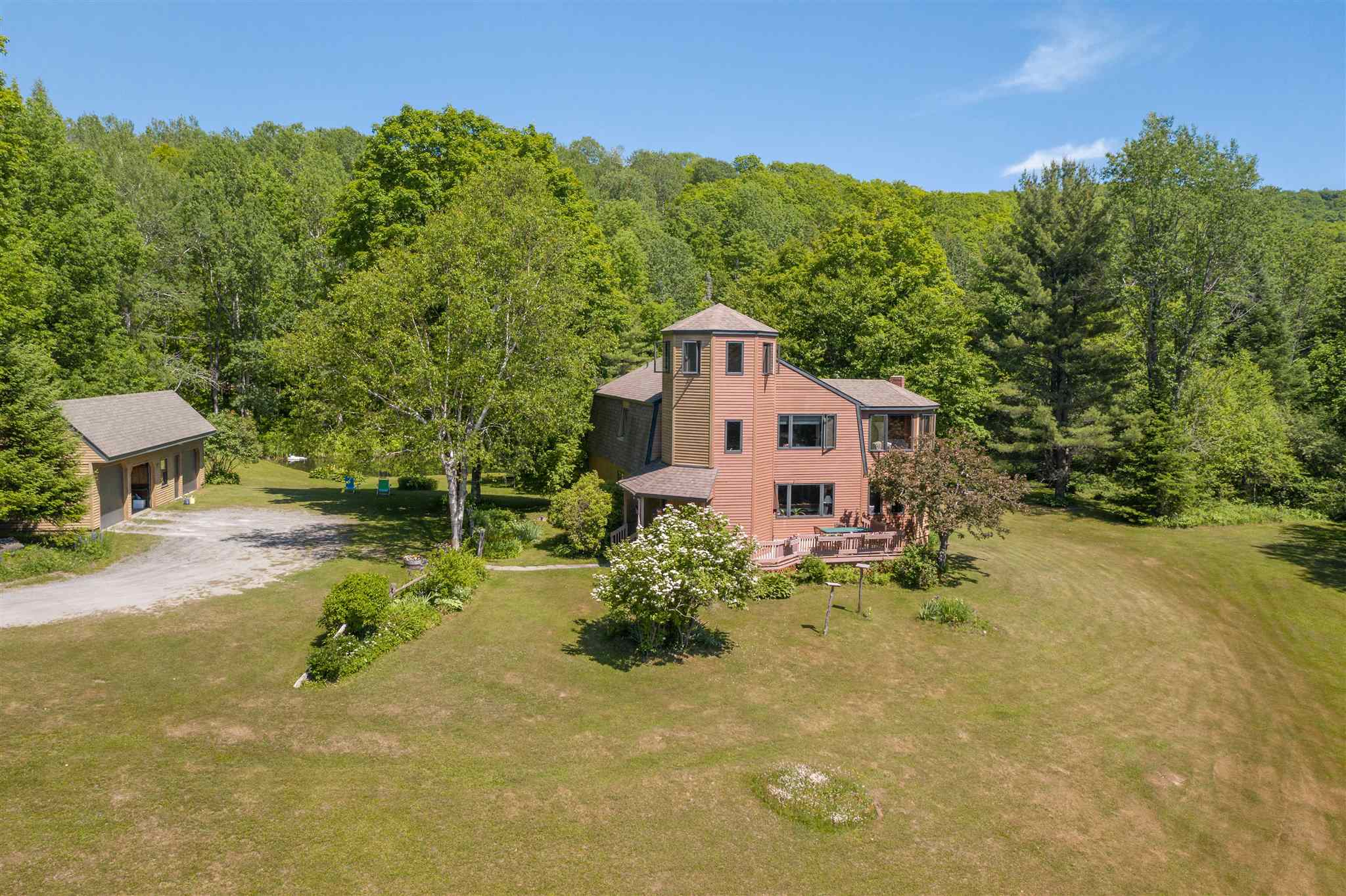 Washington VT Horse Farm | Property