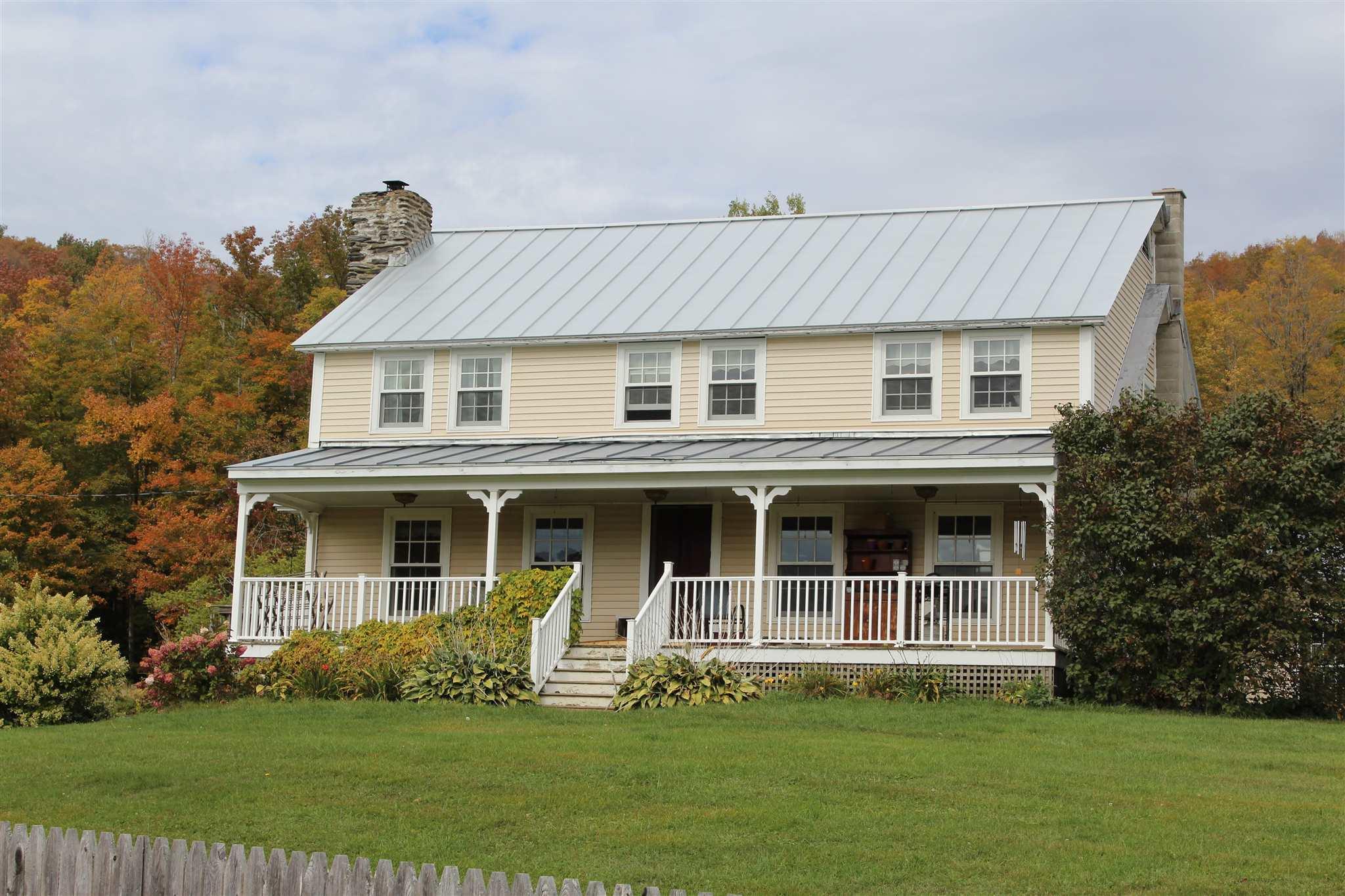 Tunbridge VT 4 bedroom Home for sale