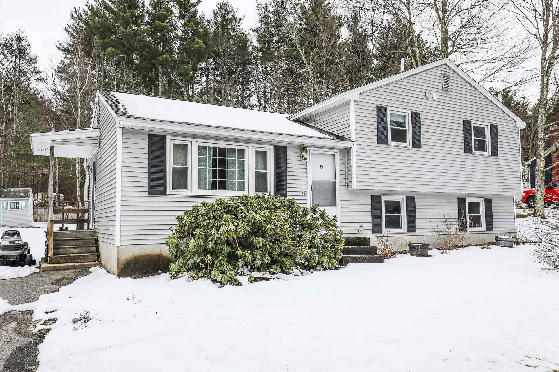 MLS 4799444: 5 Cota Road, Merrimack NH