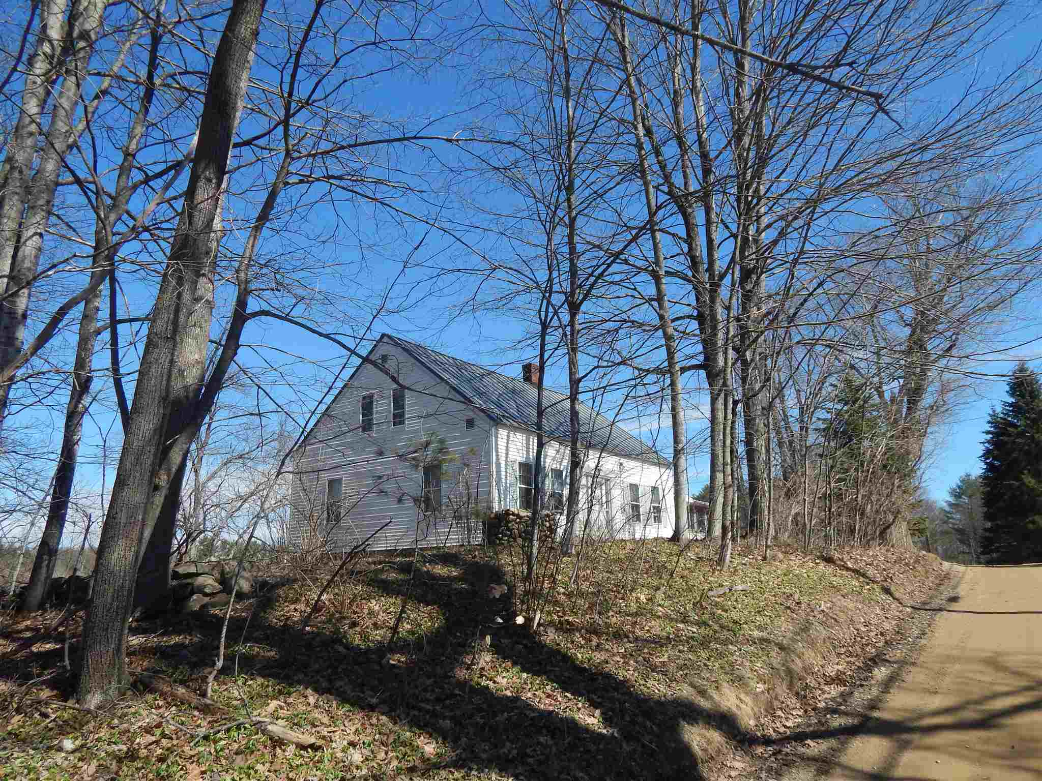 SANBORNTON NH  Home for sale $249,900