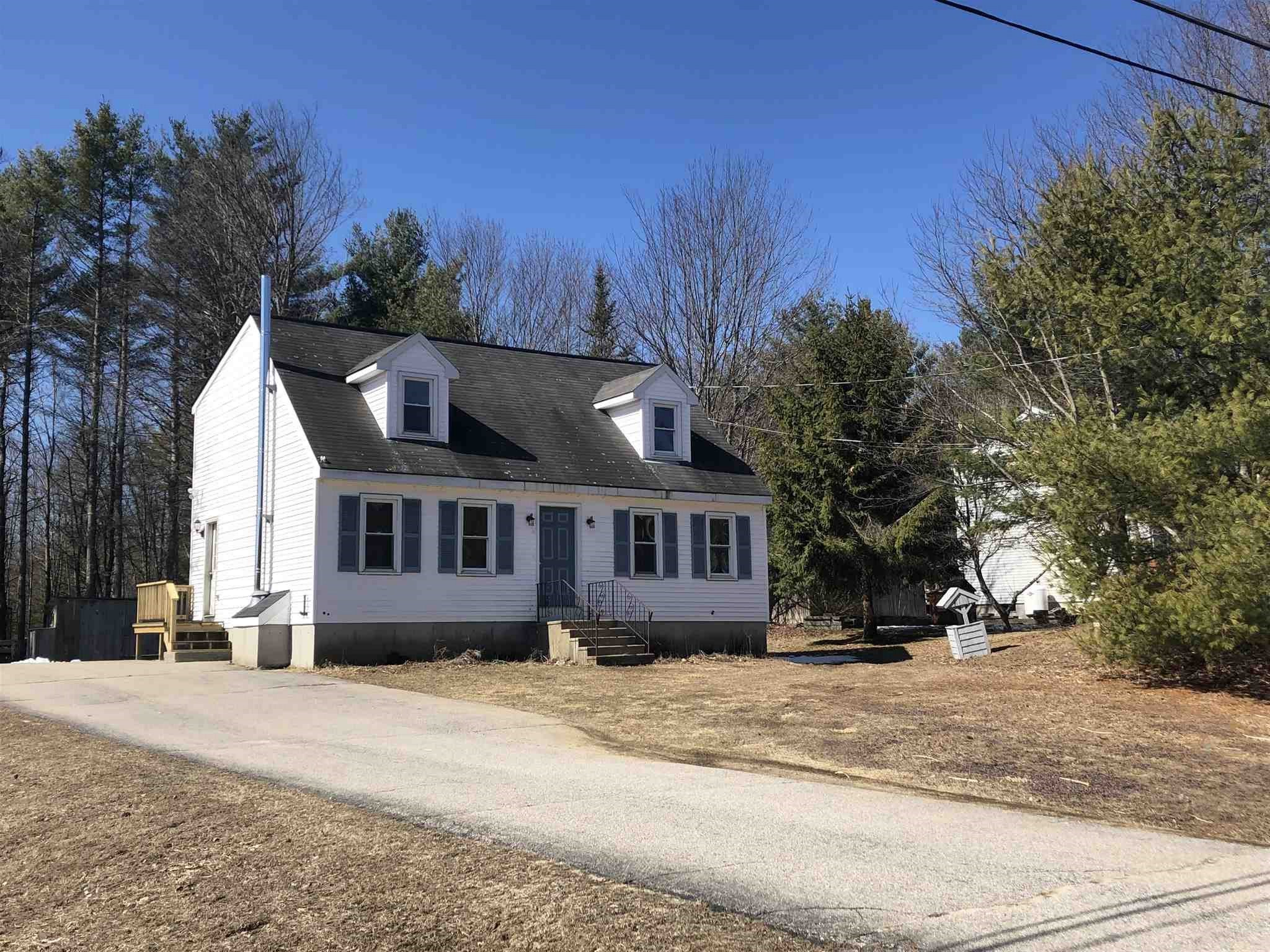 NEW DURHAM NH  Home for sale $218,000