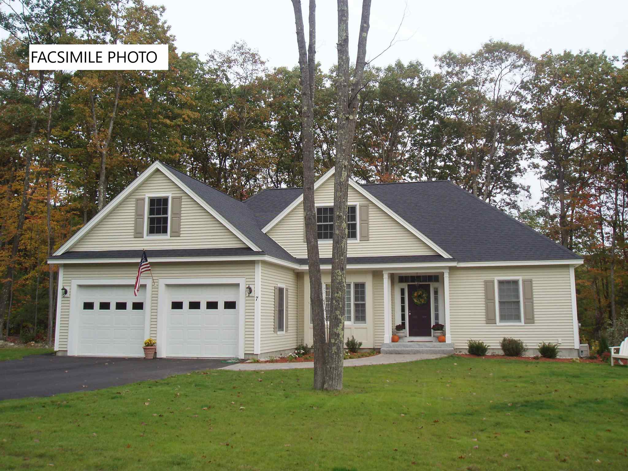 NEW LONDON NH Home for sale $$469,900 | $274 per sq.ft.