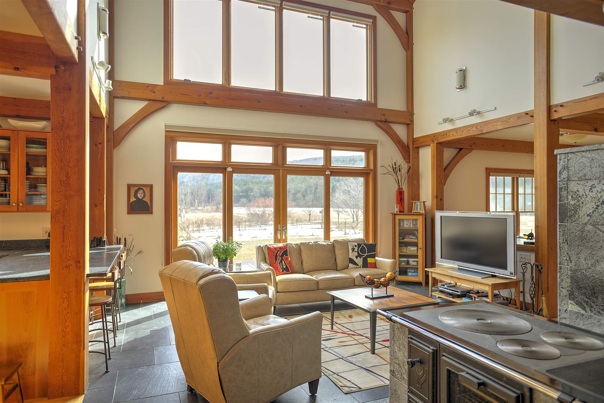 Brookfield VT Horse Farm | Property  on Second Branch White River