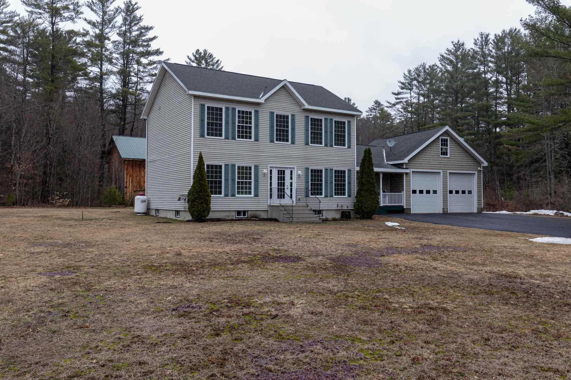 BARNSTEAD NH Home for sale $338,000