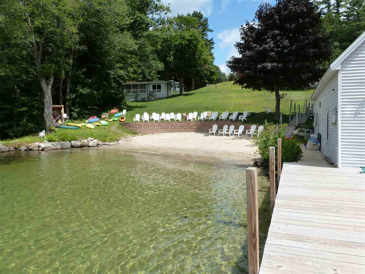 WOLFEBORO NH  Condo for sale $144,900
