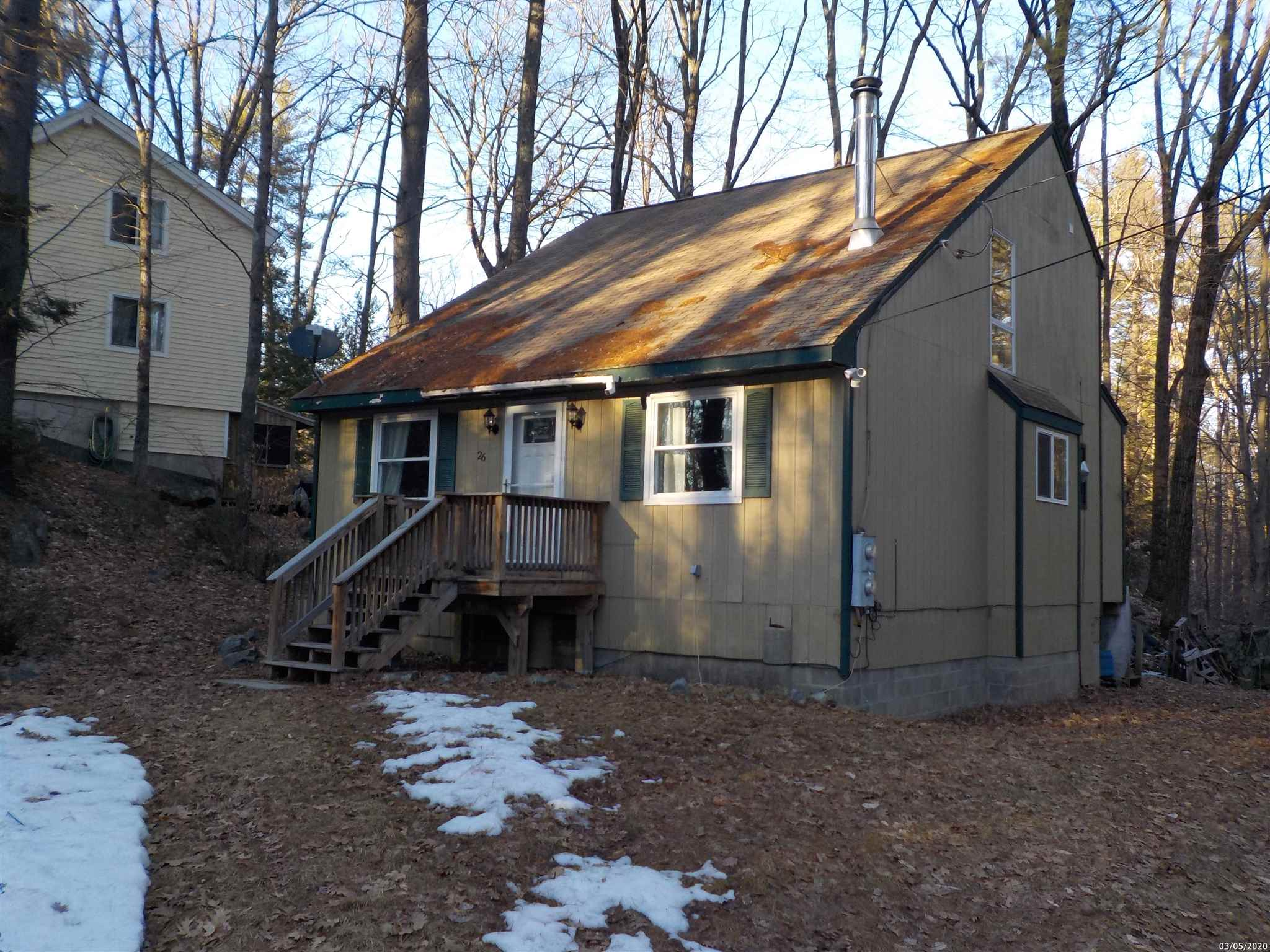 HILLSBOROUGH NH Home for sale $$127,000 | $0 per sq.ft.
