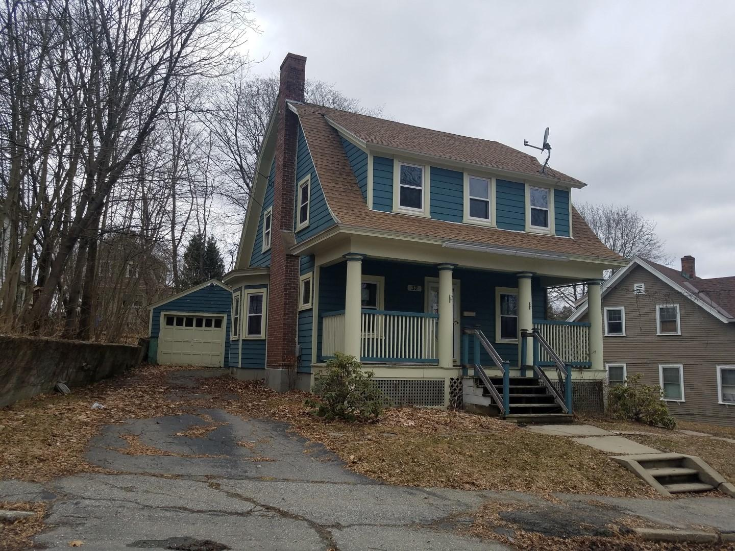 Springfield VT Home for sale $List Price is $52,000