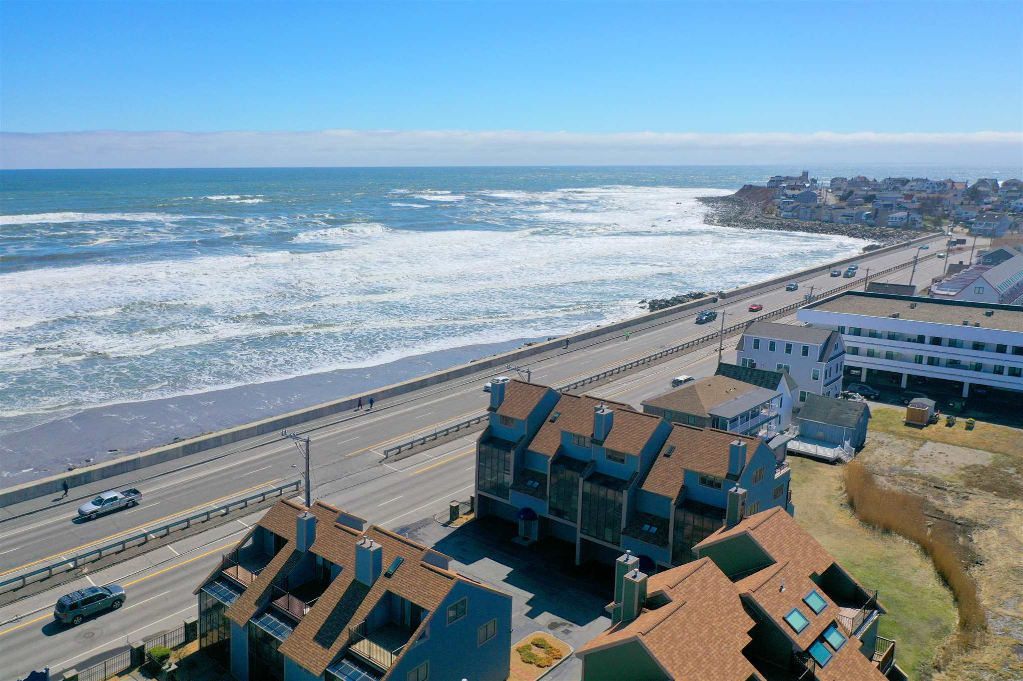 Hampton NH Ocean Atlantic Ocean waterfront home for sale