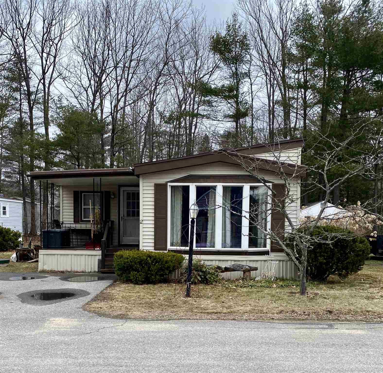Gilford NH  waterfront home for sale