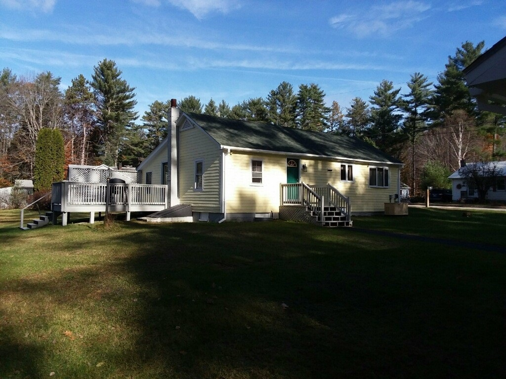 EFFINGHAM NH  Home for sale $159,000