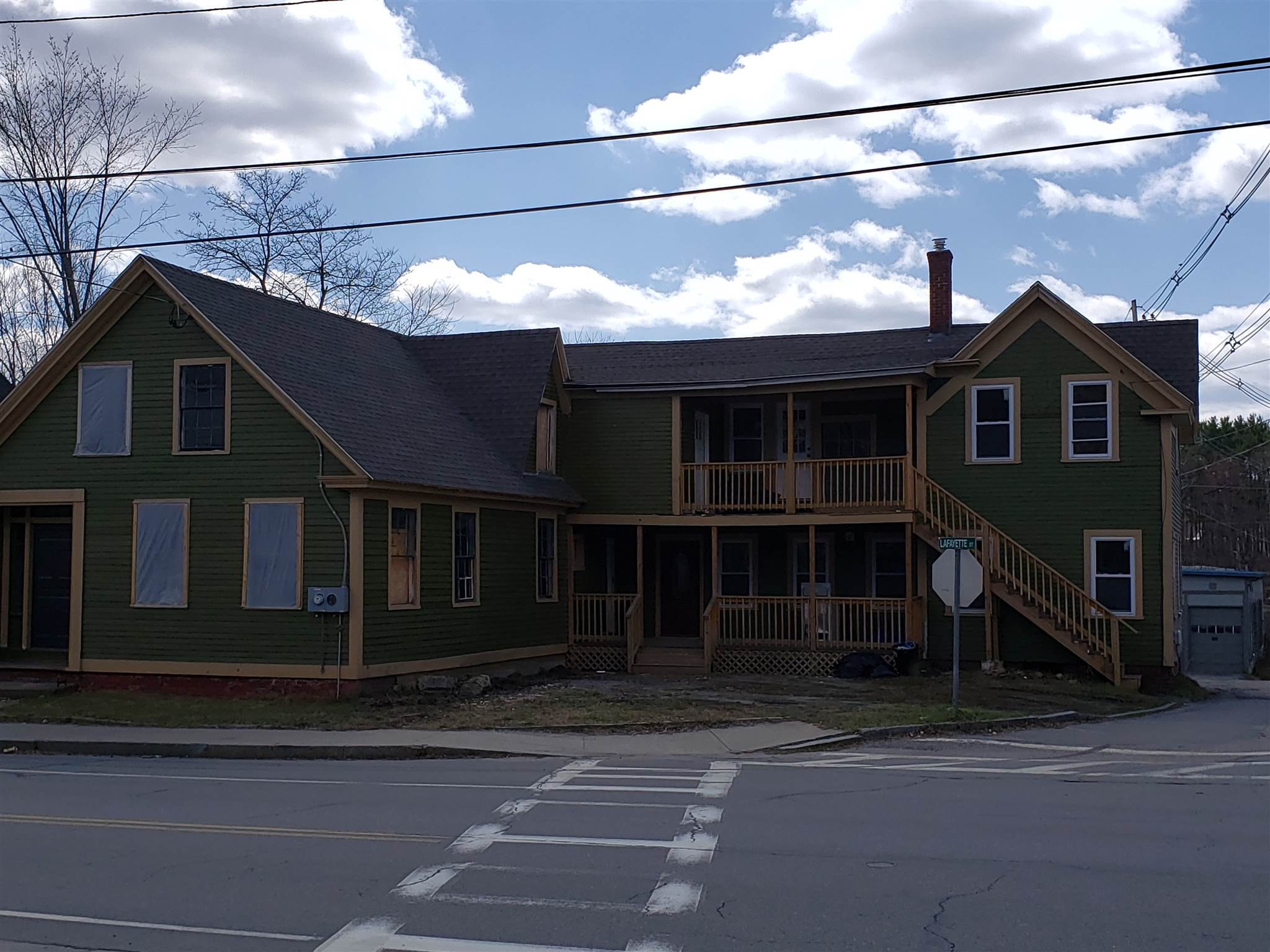 CLAREMONT NH Home for sale $$90,000 | $51 per sq.ft.
