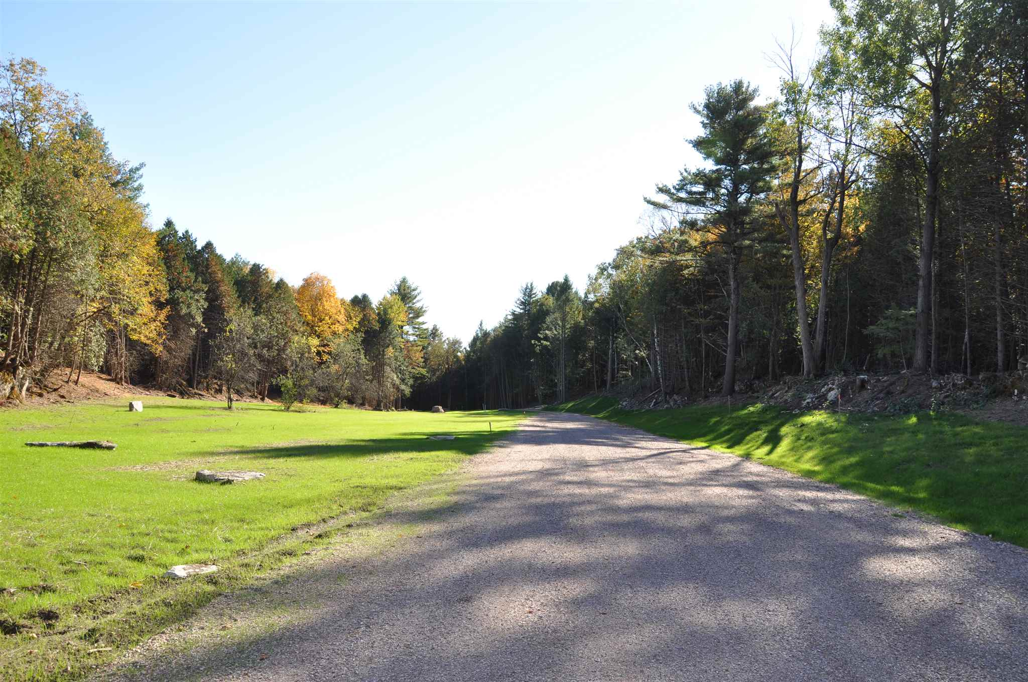 Private 3-lot community, ready to build 15.9 acre lot at Finney Ridge in Shelburne.  Lovely private wooded lot with easy access to downtown Burlington, UVM medical center and Burlington International Airport.  All permits in place, underground power at site.