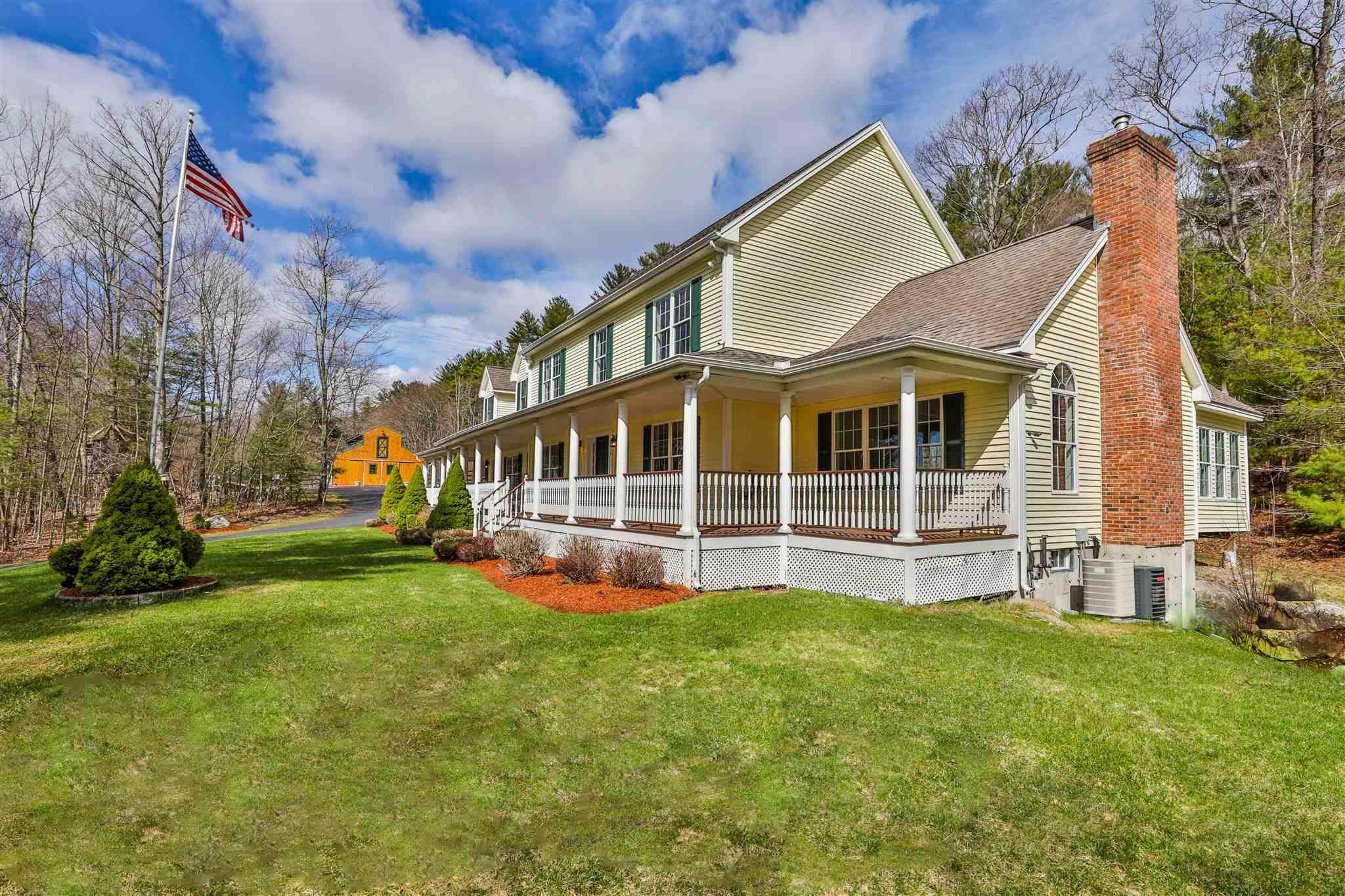 Hollis NHHorse Farm | Property