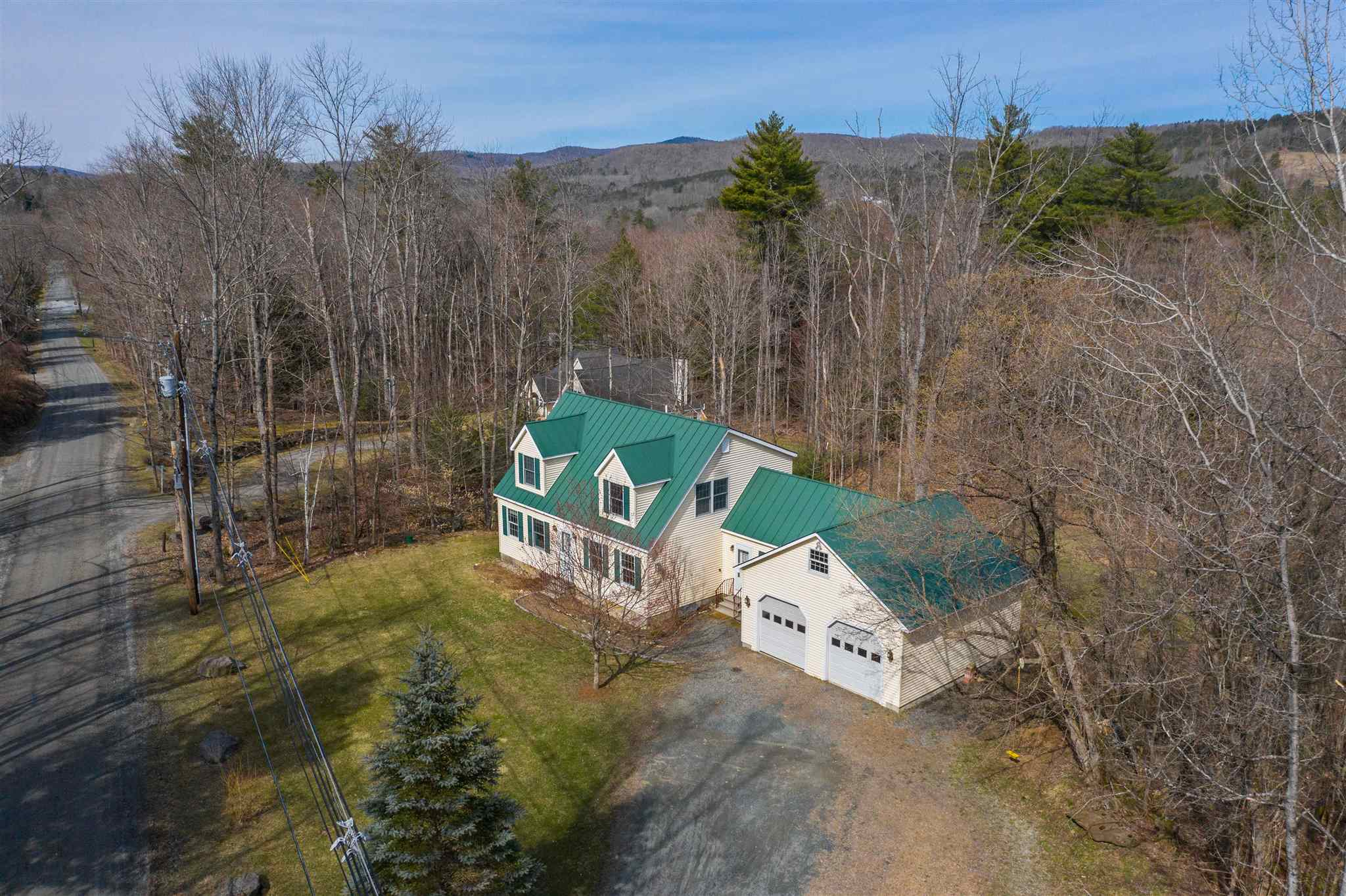 Woodstock VT Home for sale $List Price is $520,000