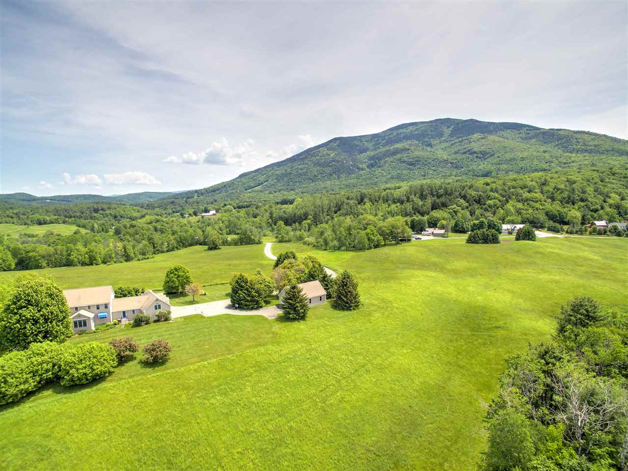 West Windsor VT Horse Farm | Property  on Mill Brook