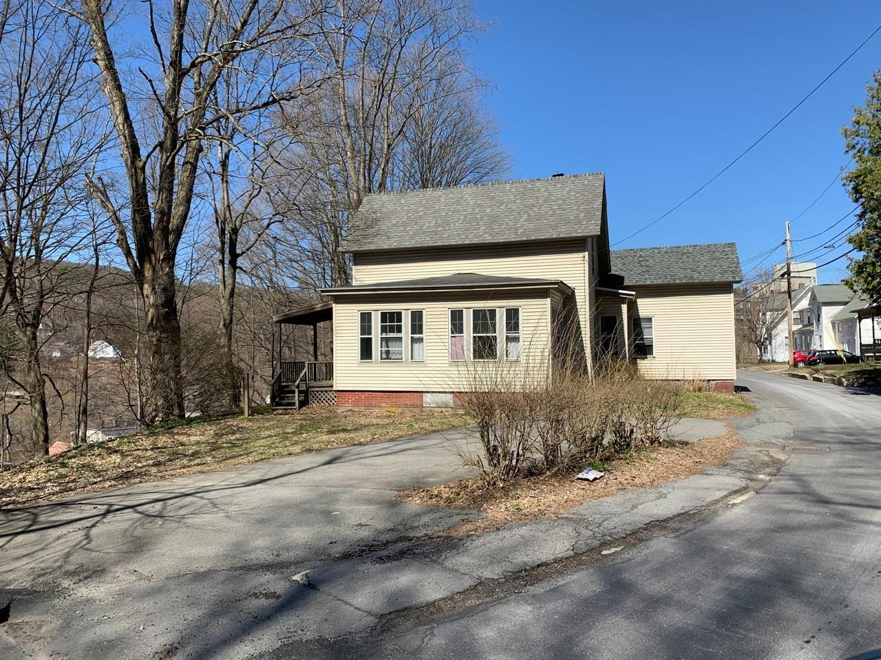 Springfield VT Home for sale $List Price is $64,900