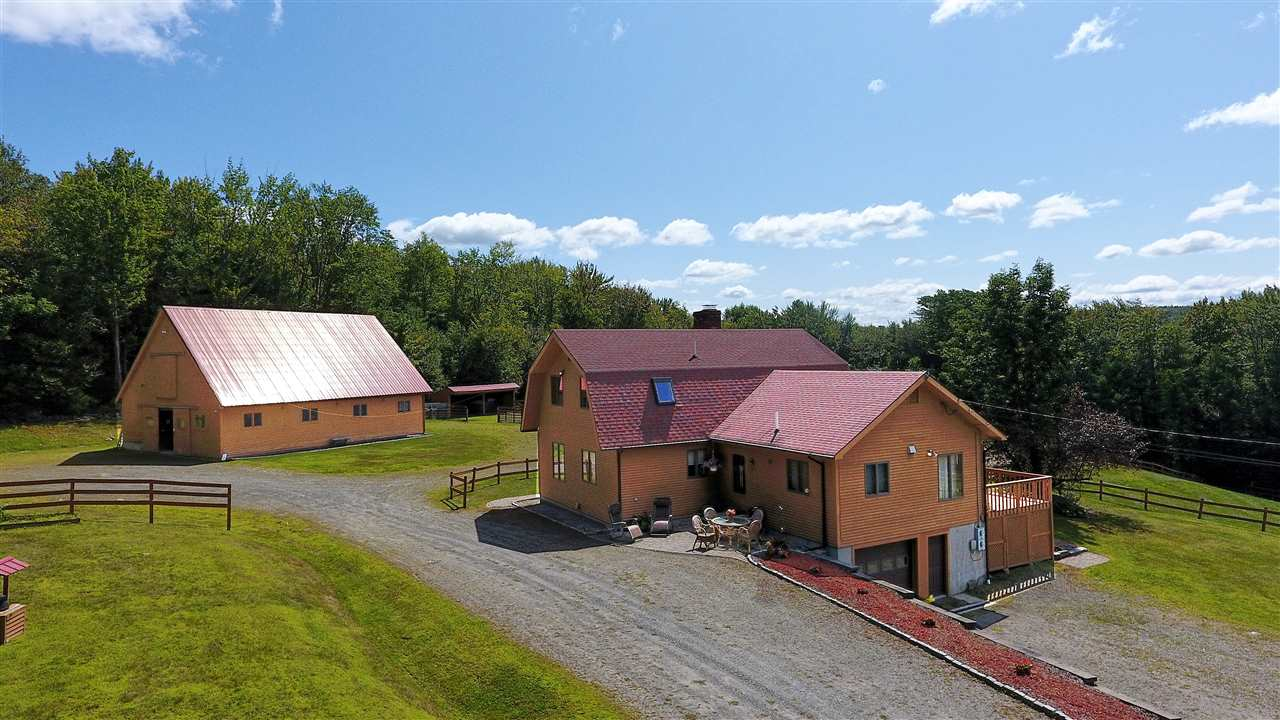 ANDOVER VT Home for sale $$549,000 | $281 per sq.ft.