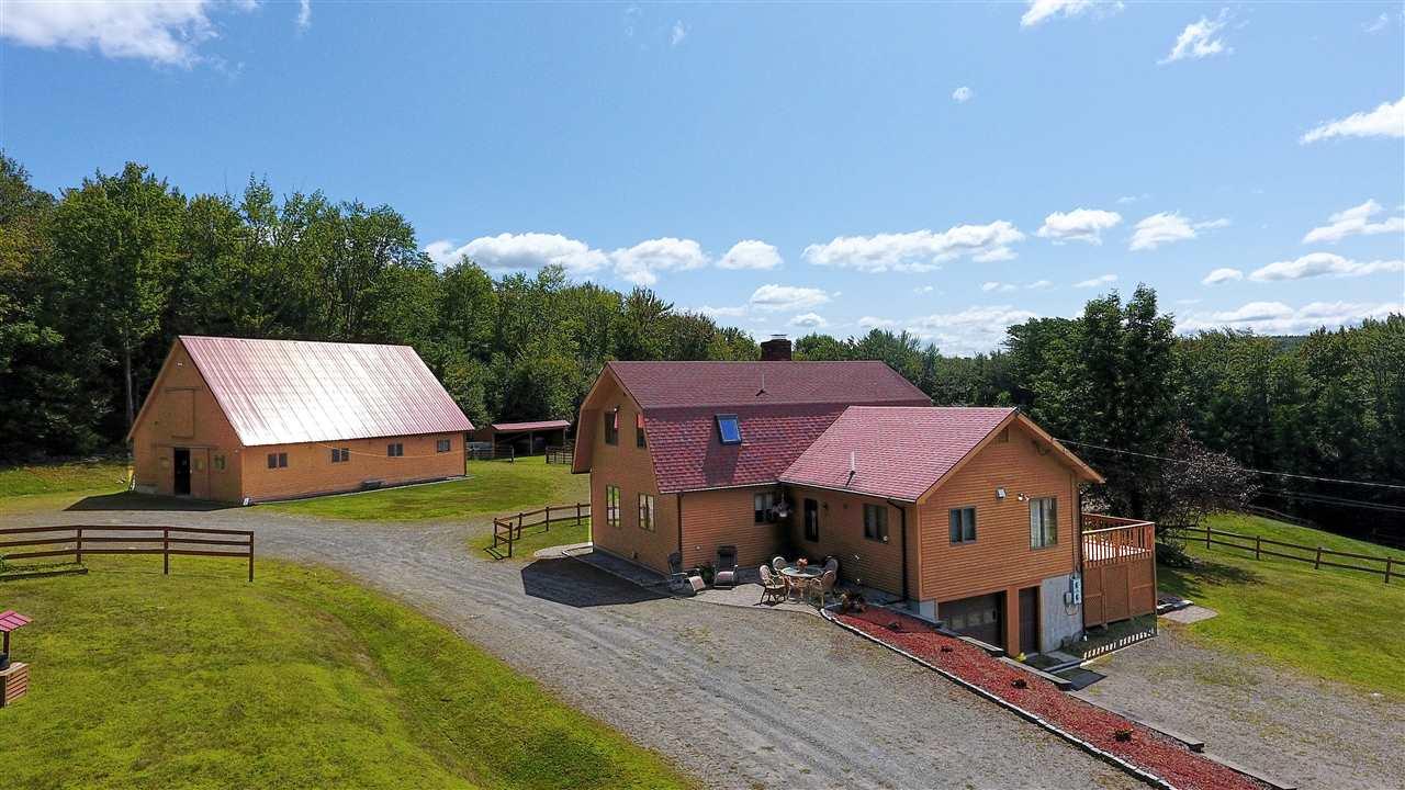 Andover VTHorse Farm | Property