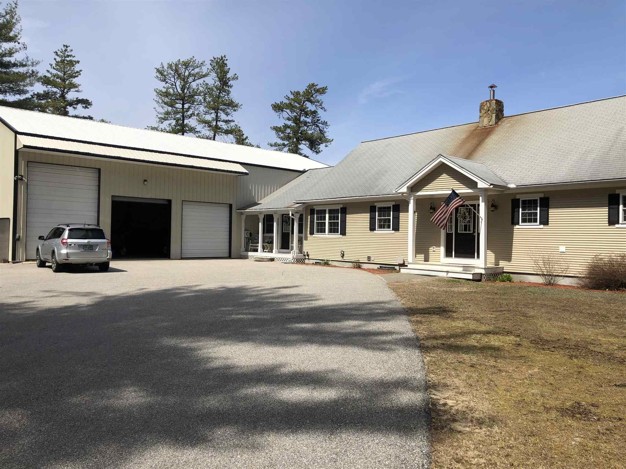 VILLAGE OF WEST OSSIPEE IN TOWN OF OSSIPEE NH  Home for sale $459,000