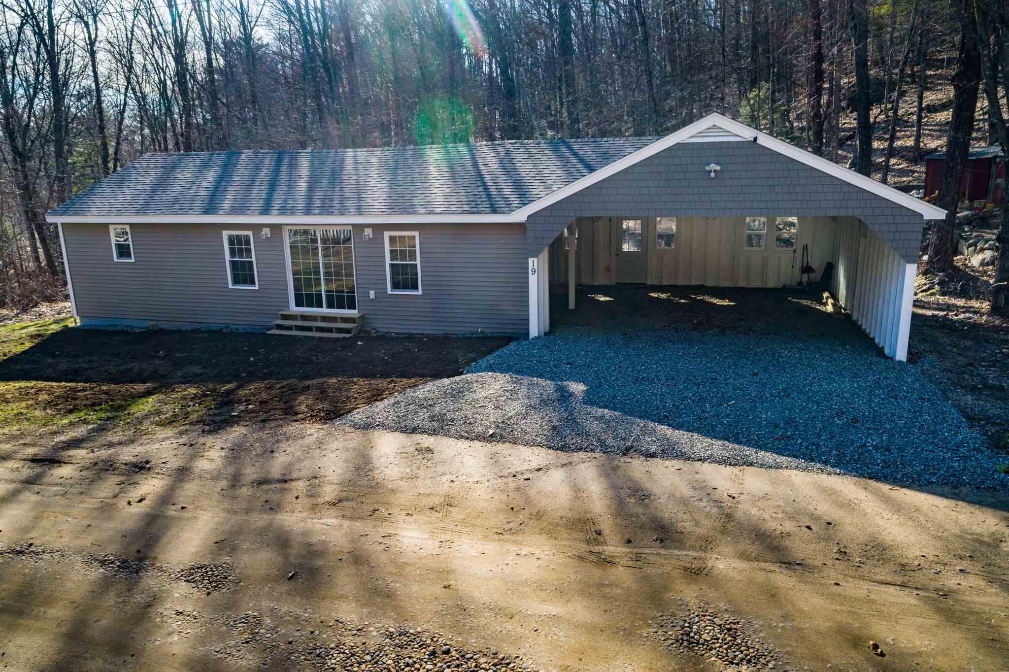 GILMANTON NH Home for sale $199,900
