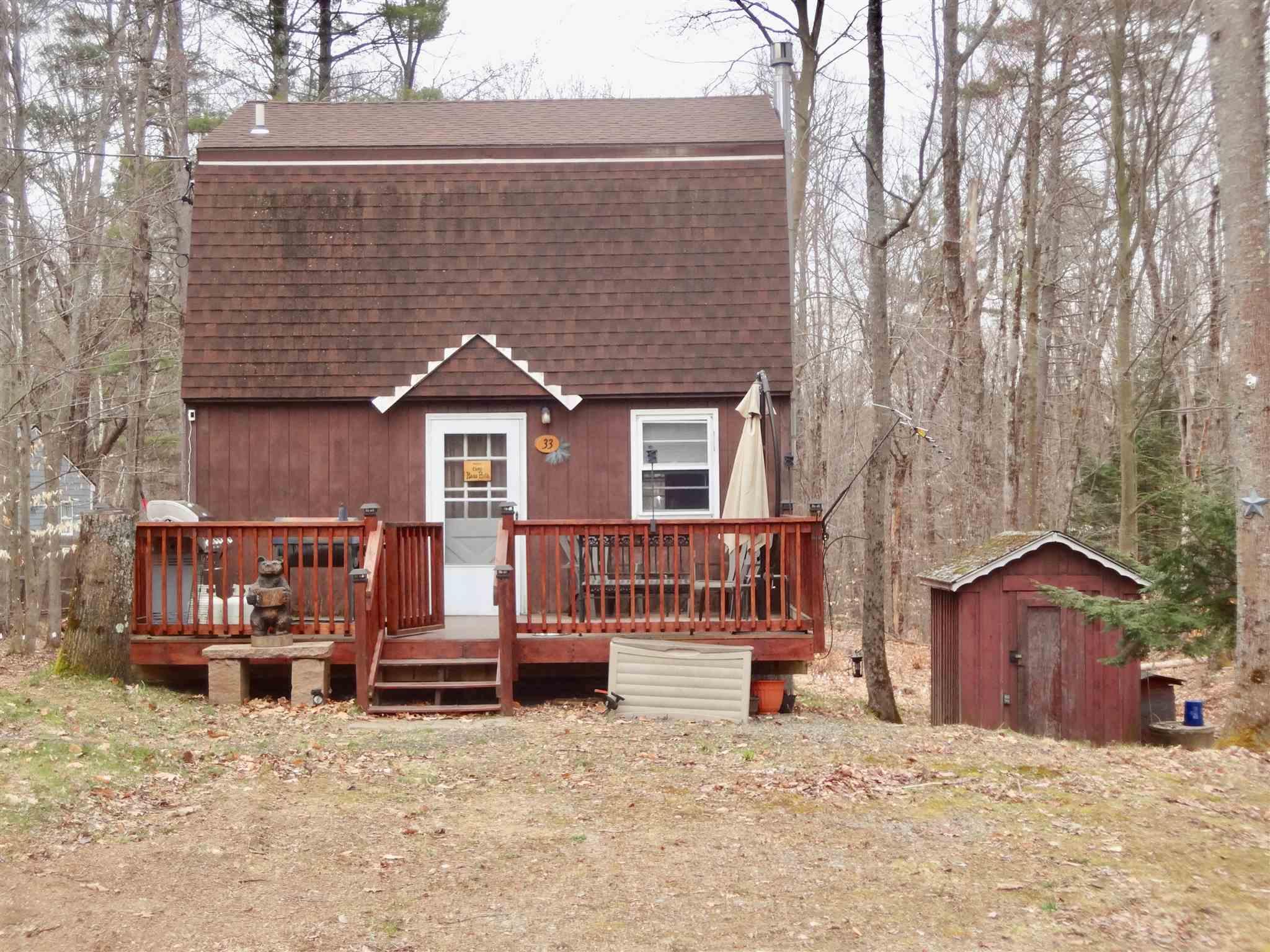 GILMANTON NH Home for sale $139,900