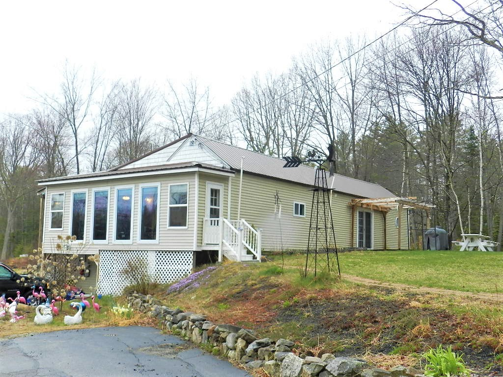NEW DURHAM NH  Home for sale $249,900