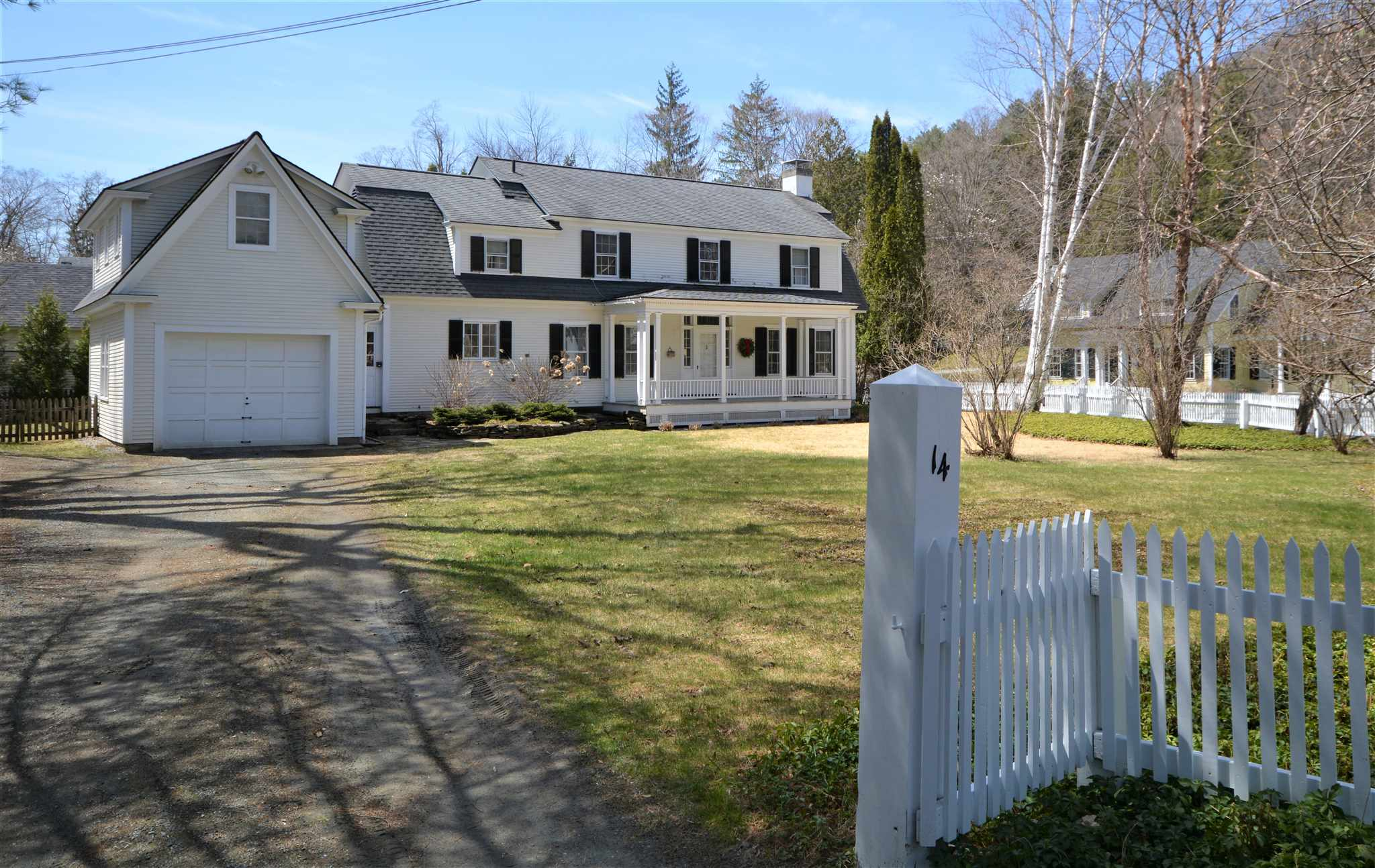 Woodstock VT Home for sale $List Price is $1,050,000