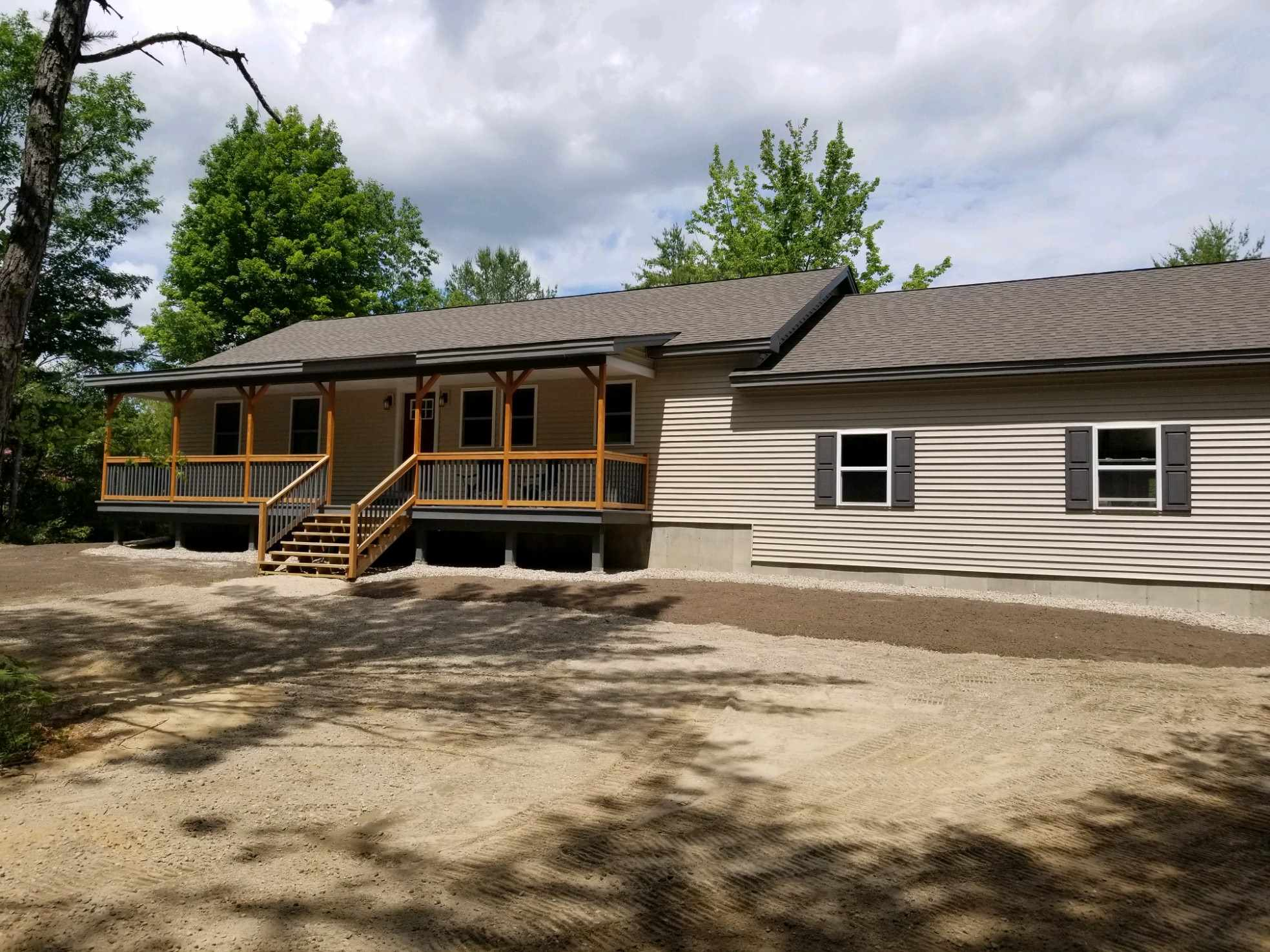 OSSIPEE NH  Home for sale $335,000