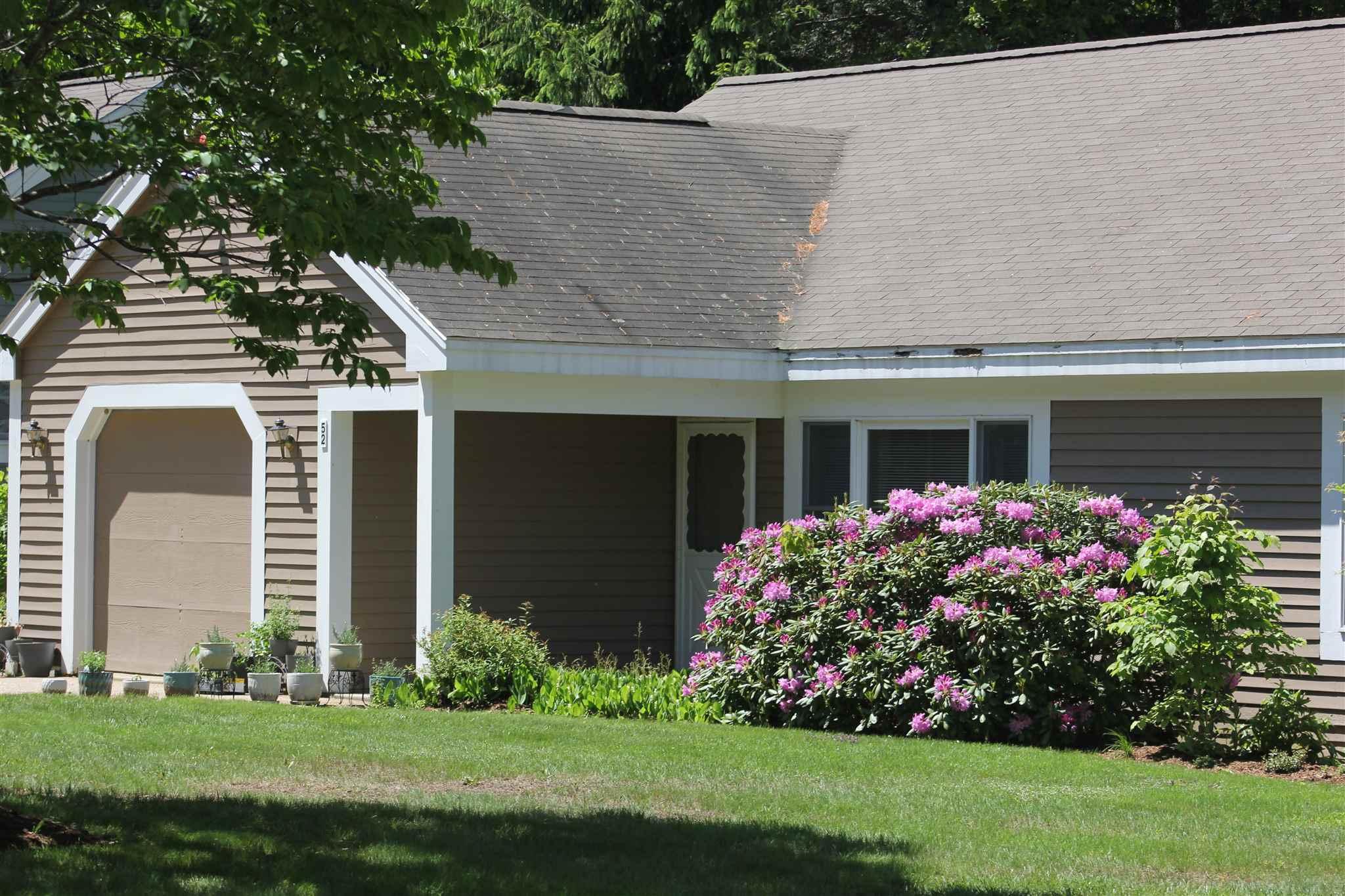 SANDWICH NH Condo for sale $189,000