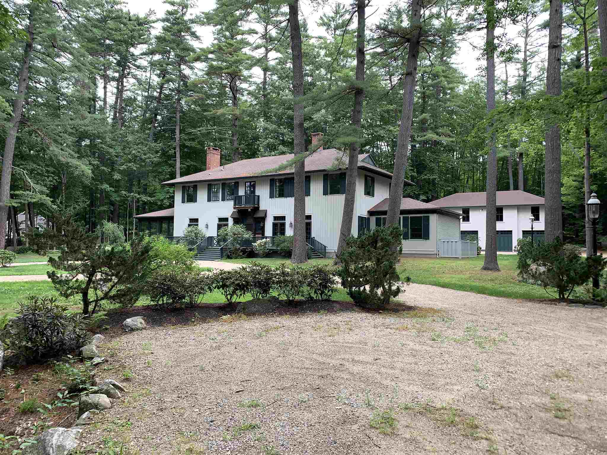 WOLFEBORO NH  Home for sale $1,850,000