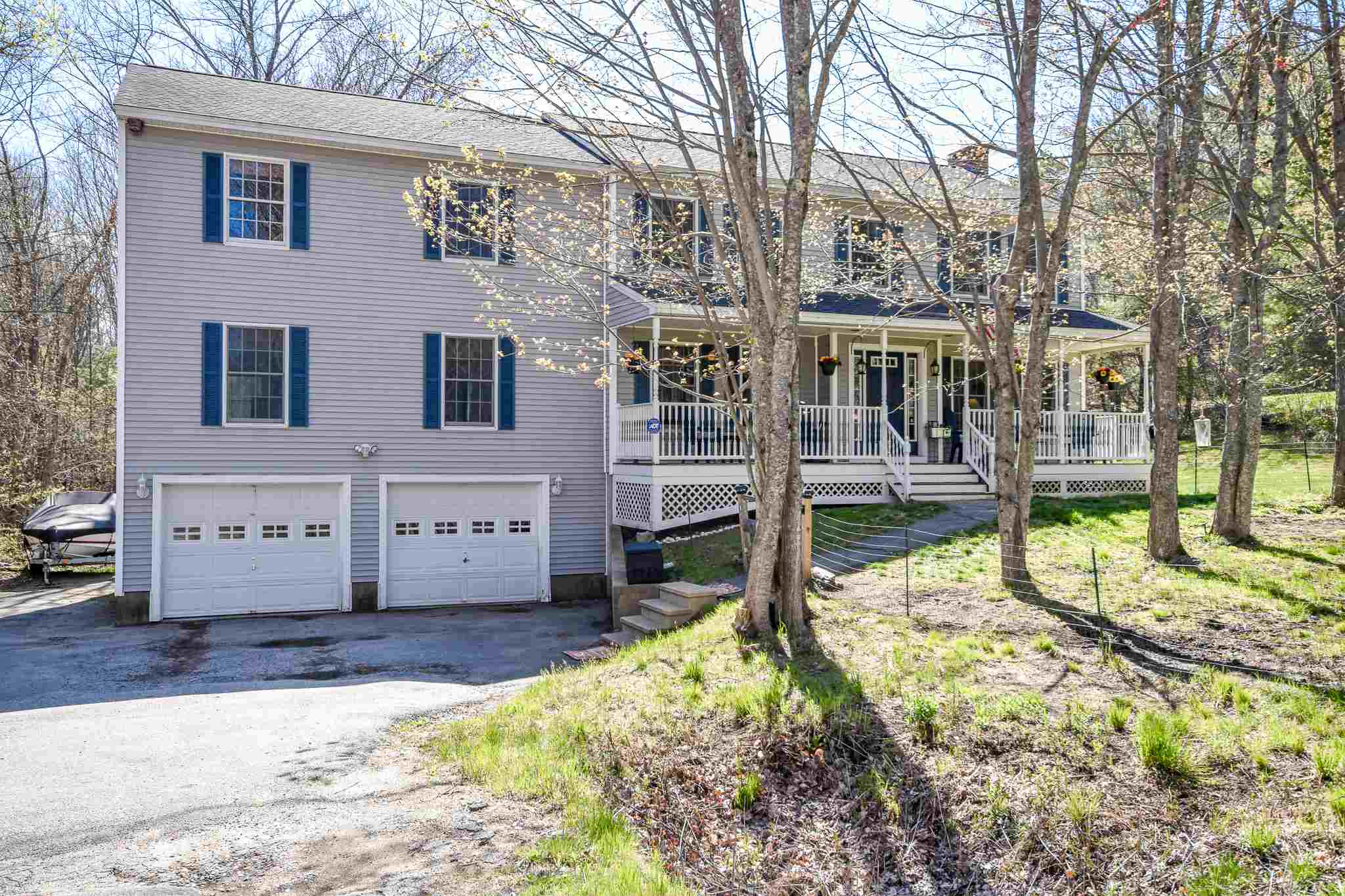 Photo of 227 Old Bay Road New Durham NH 03855